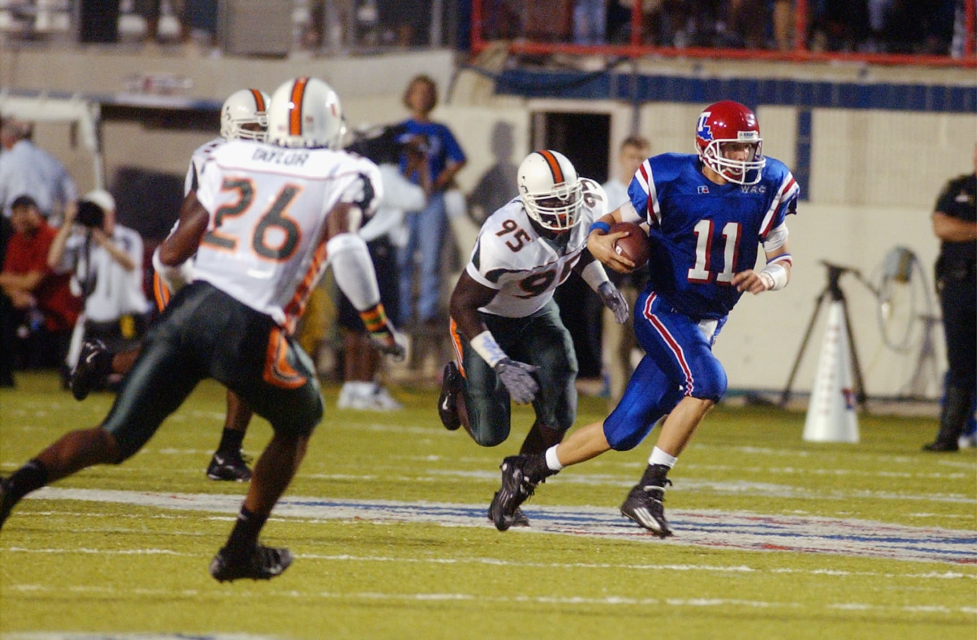Louisiana Tech Will Have One Major Absence For Miami Football To Exploit In Independence Bowl