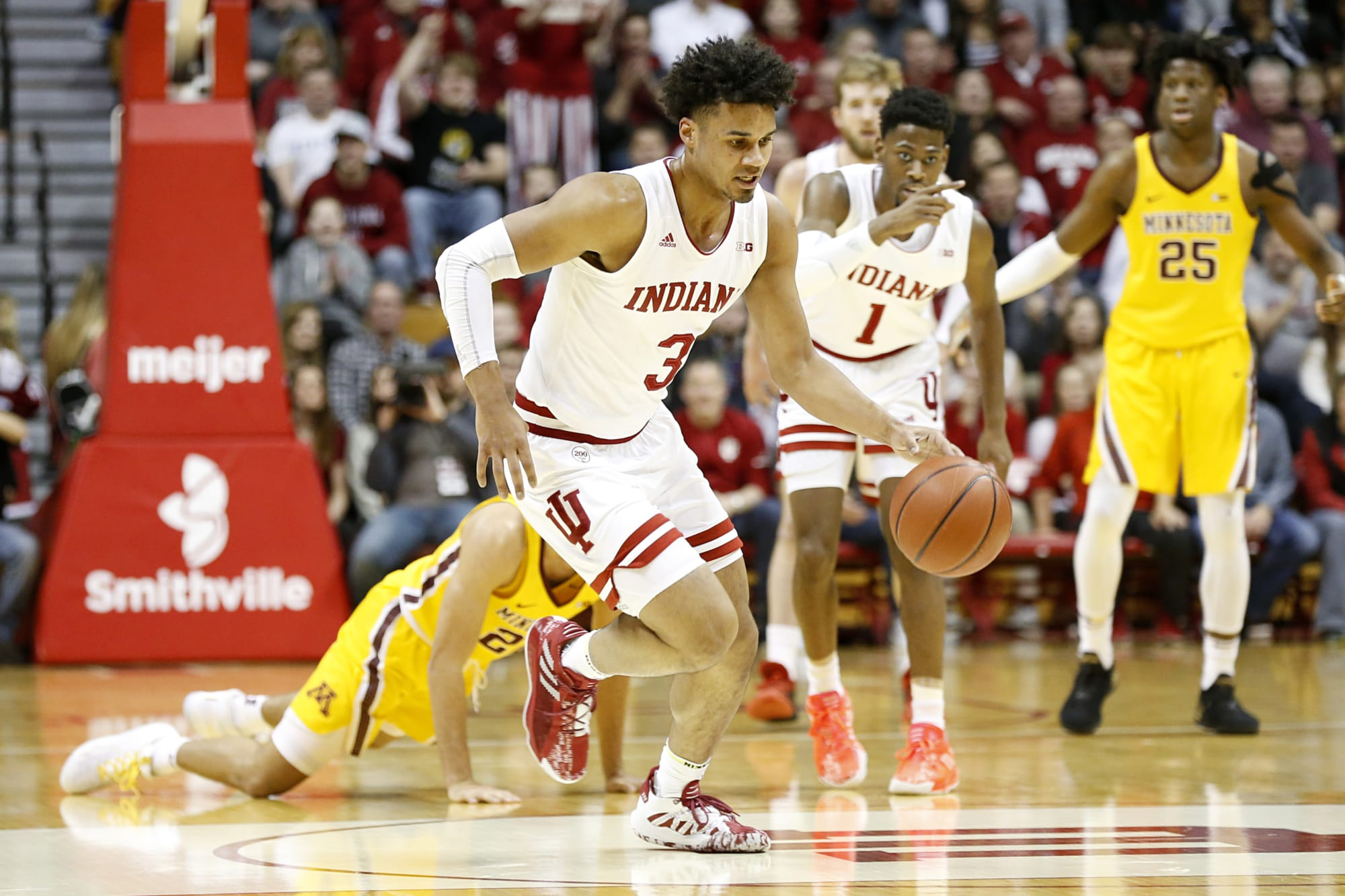 Miami basketball should recruit Indiana graduate transfer Justin Smith