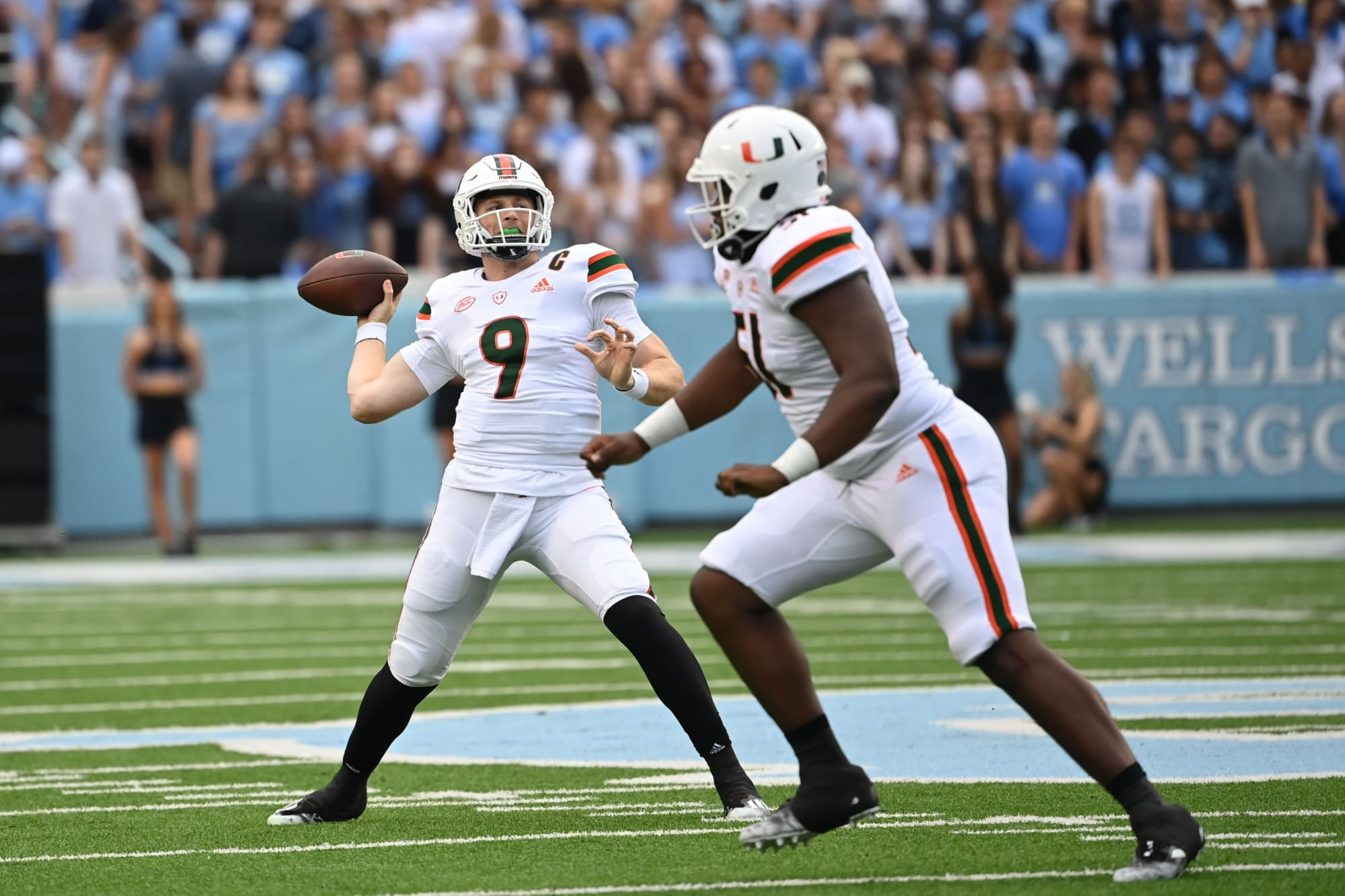 Miami Hurricanes offense will be tested by stout North Carolina State defense