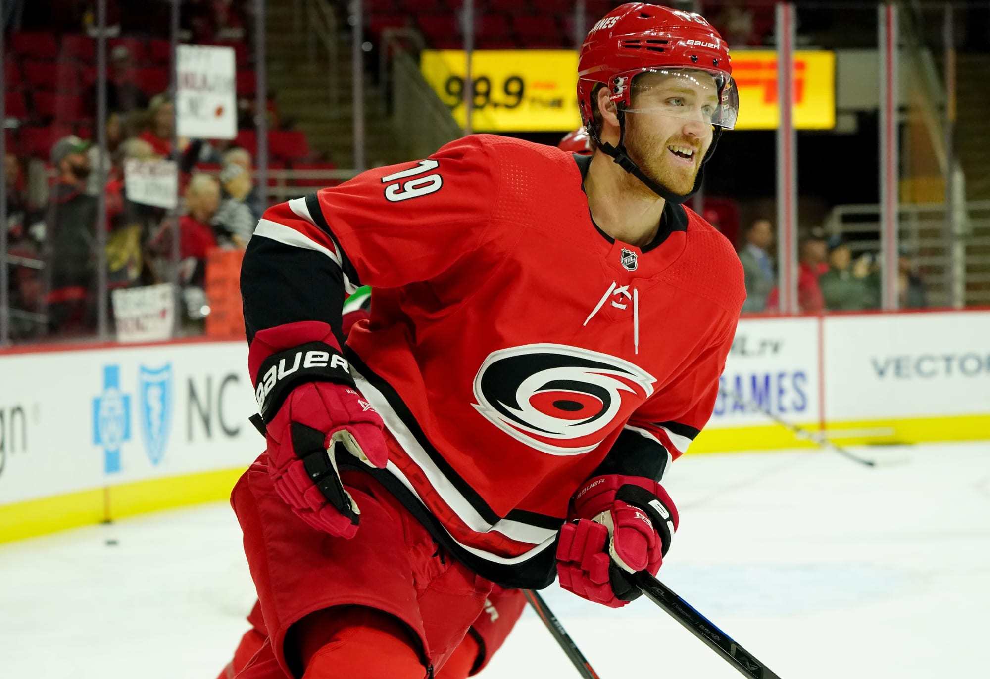 Carolina Hurricanes: The Players are Back on the Ice