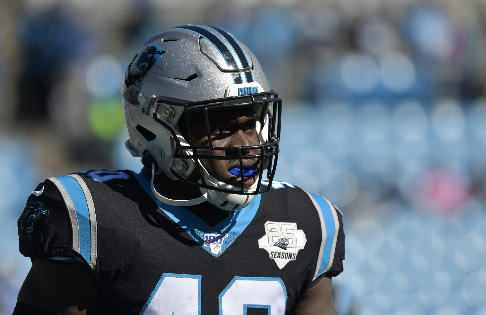 Panthers No. 40: How important will Alex Armah become in 2020?