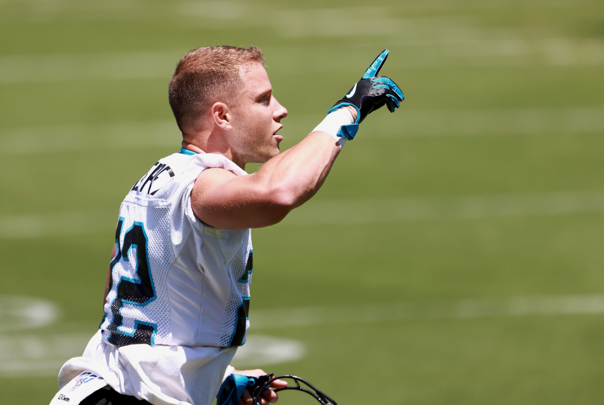 Promising injury projection for Christian McCaffrey in 2021 - Cat Crave