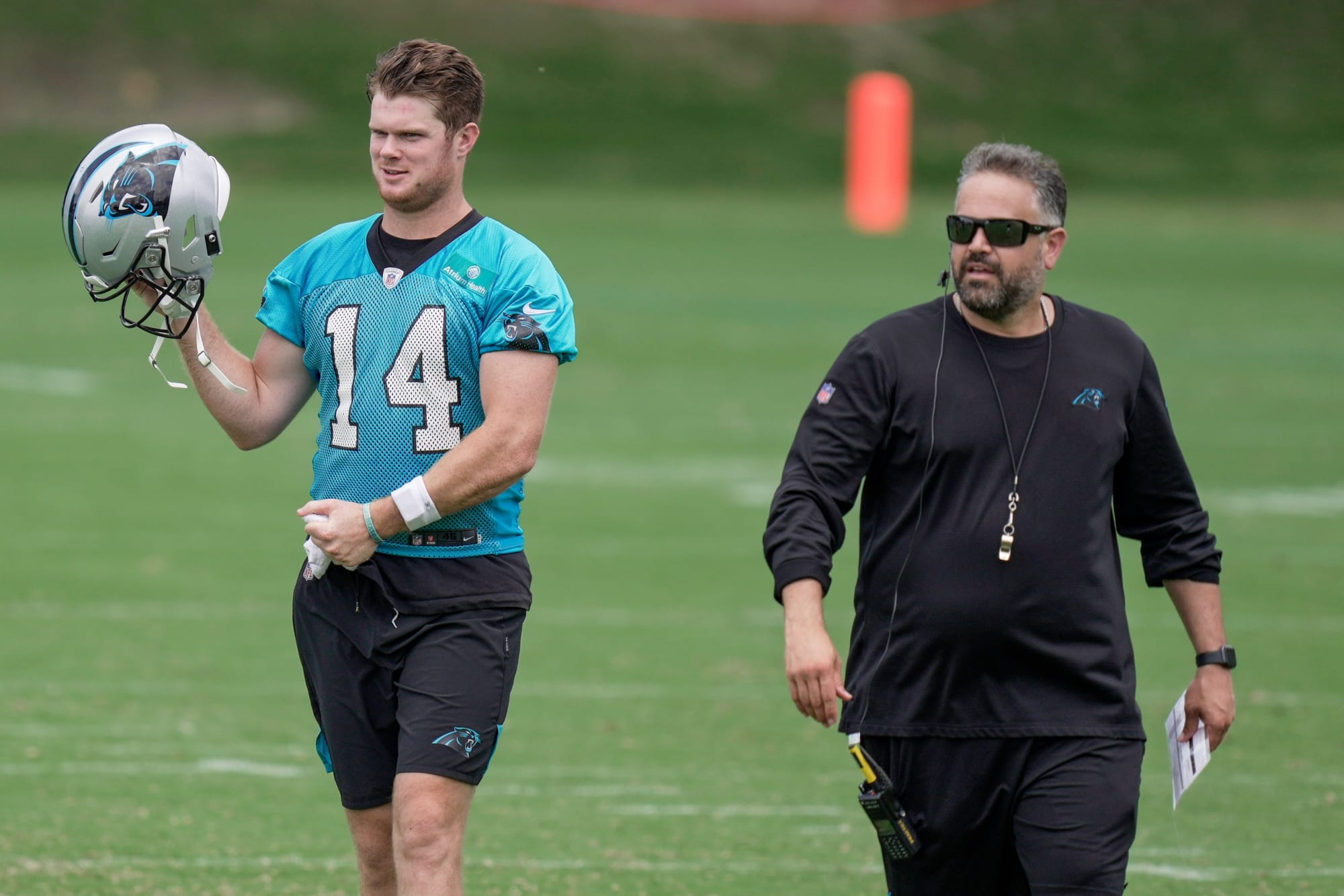 Panthers balance sheet: Offense in the black after major QB move