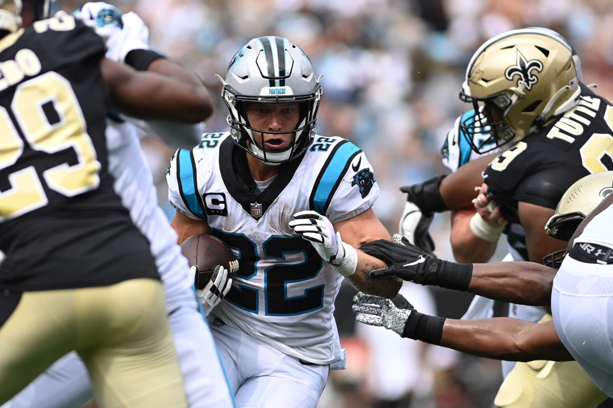 5 crucial takeaways from Panthers dominant Week 2 win vs. the Saints