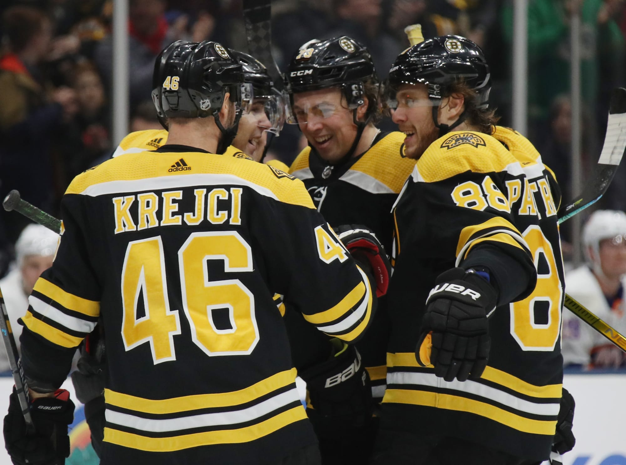 Boston Bruins: Officially the best team in the NHL this season Bruins Roster