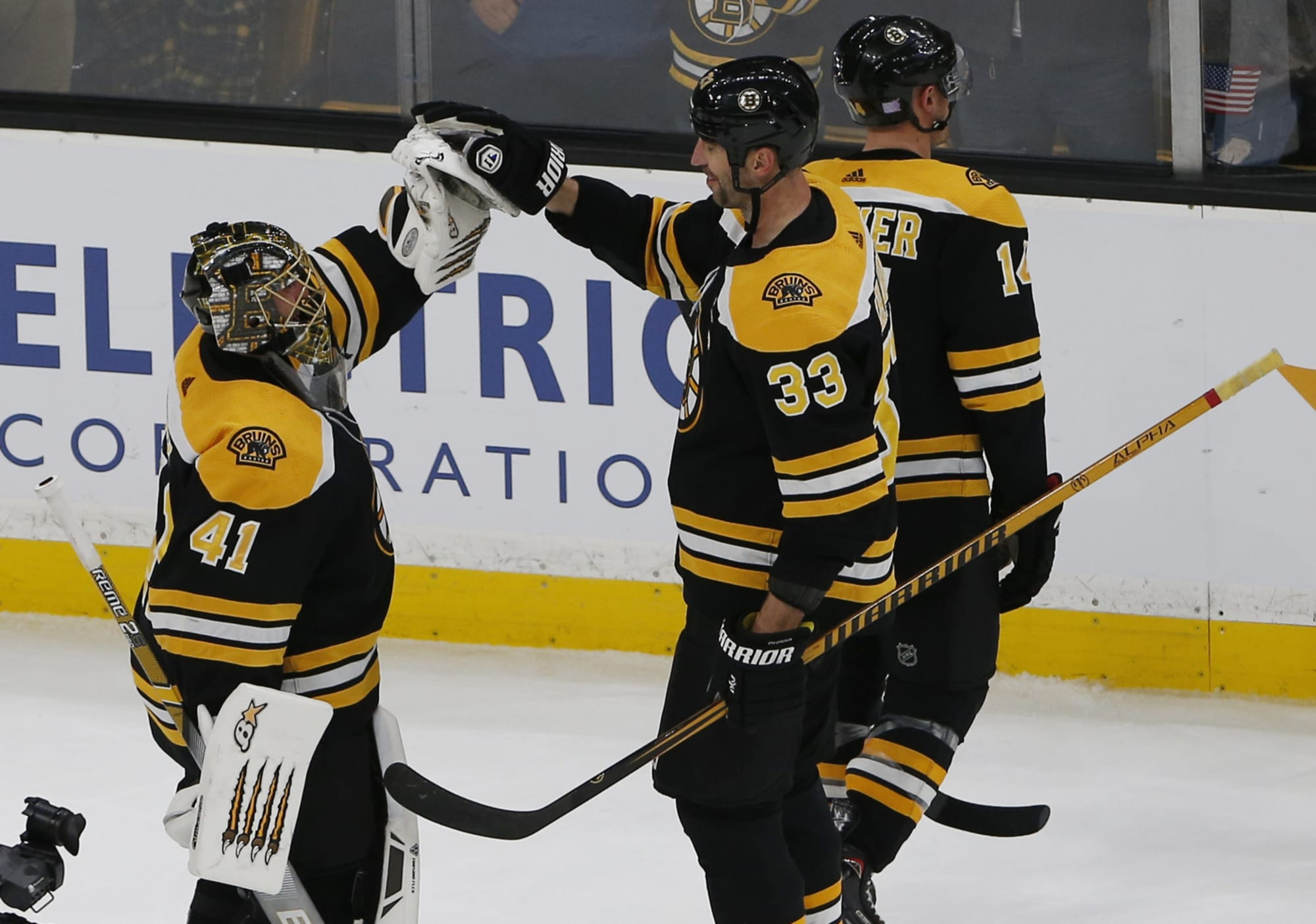 Boston Bruins Zdeno Chara Wins Slovakian Player Of The Year Award