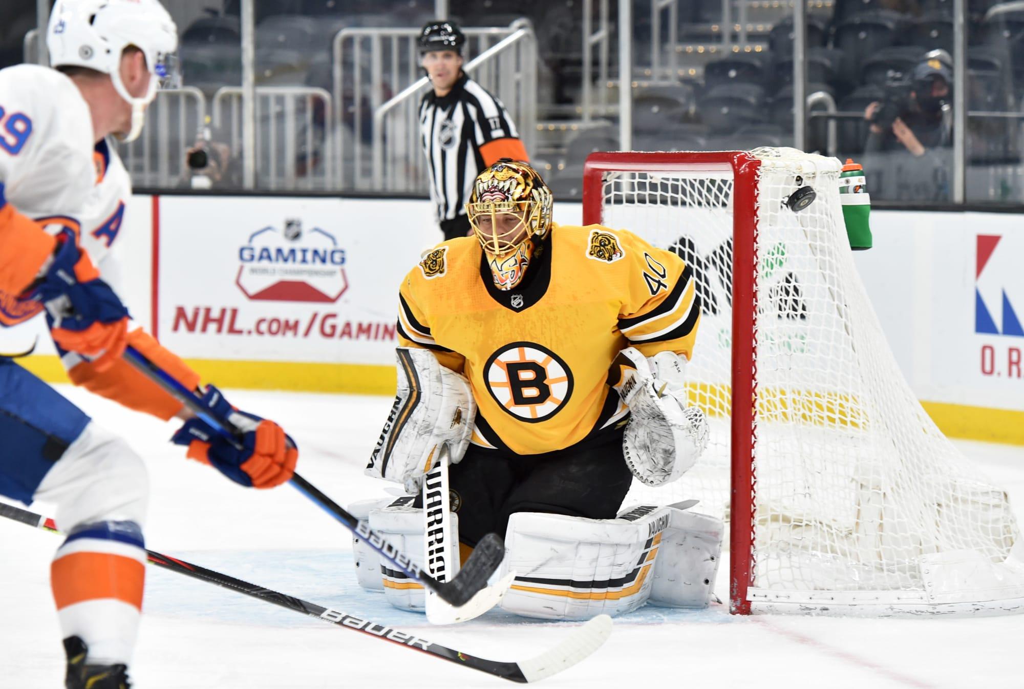 Boston Bruins: Tuukka Rask makes history in his return