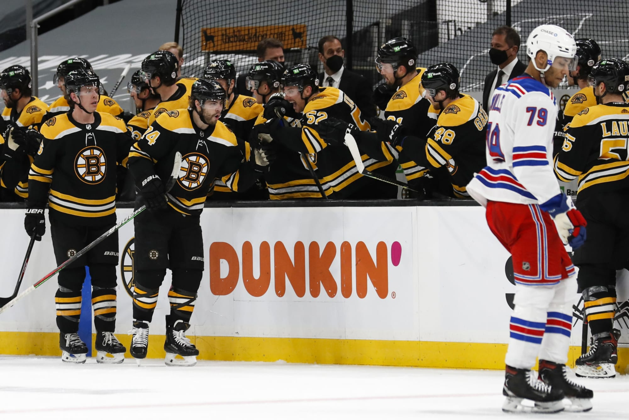 Boston Bruins: Is This the Start of a Breakout?