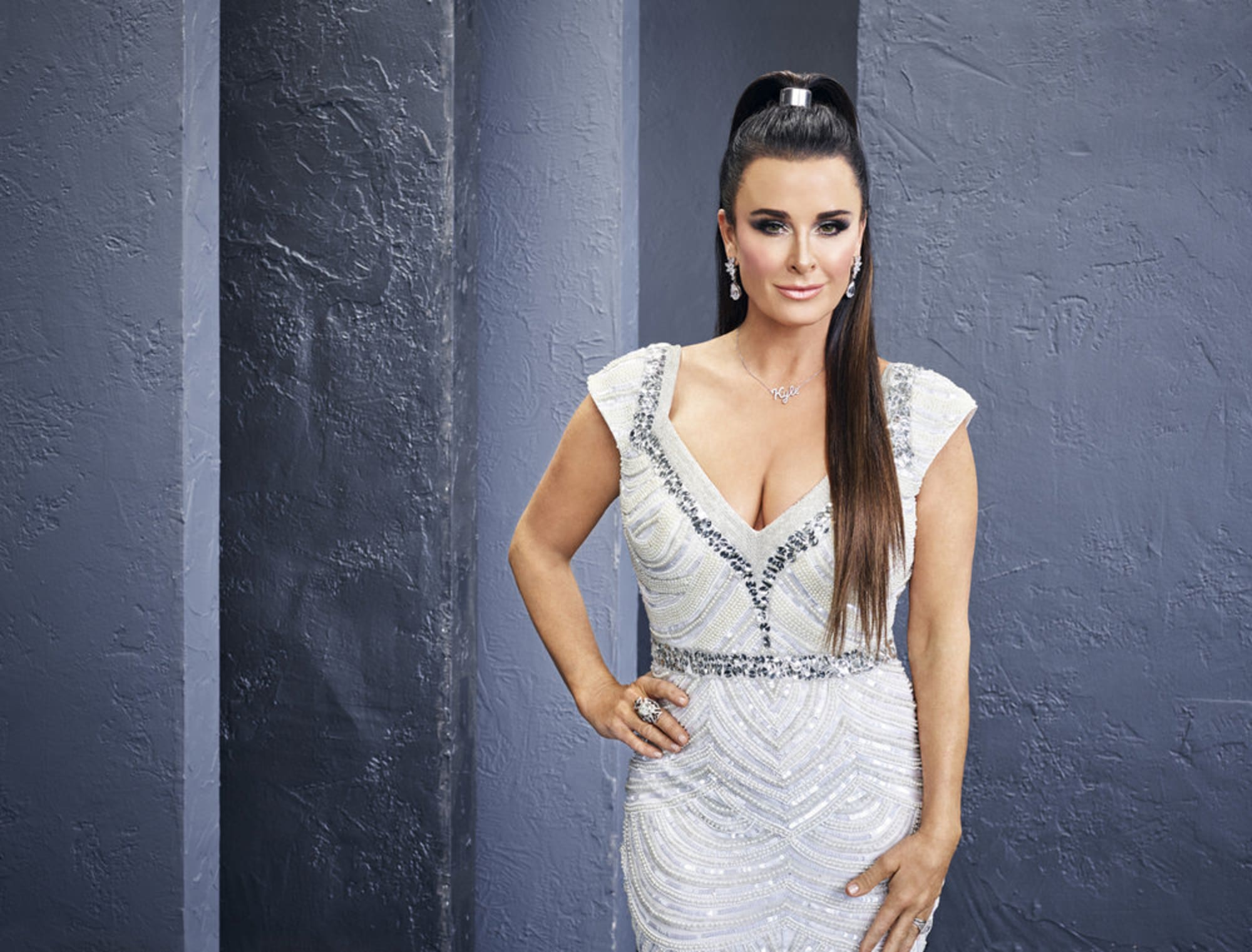 Real Housewives of Beverly Hills: Let's talk about Kyle Richards ring