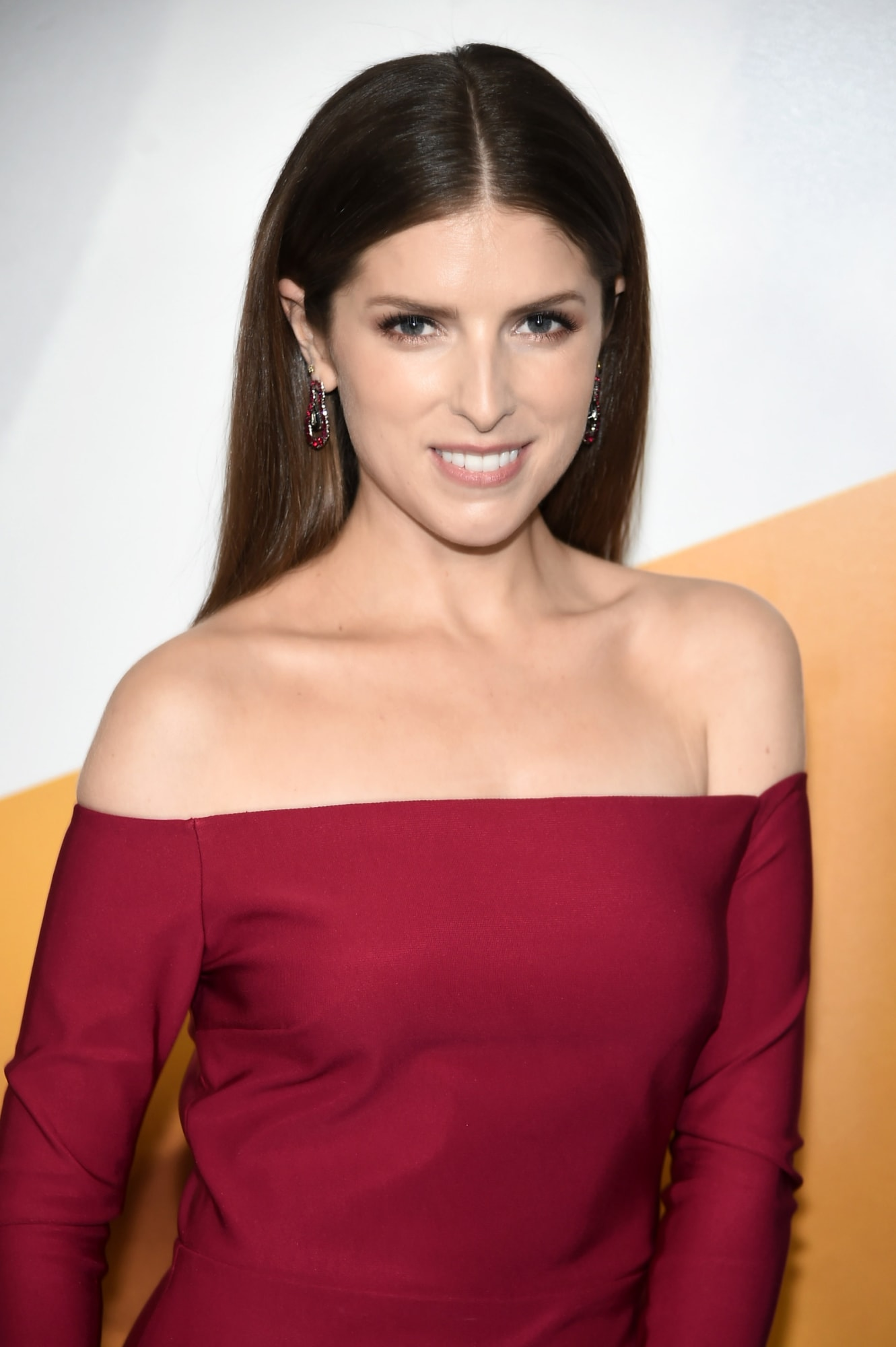 Anna Kendrick straddles bicycle in bikini before accident