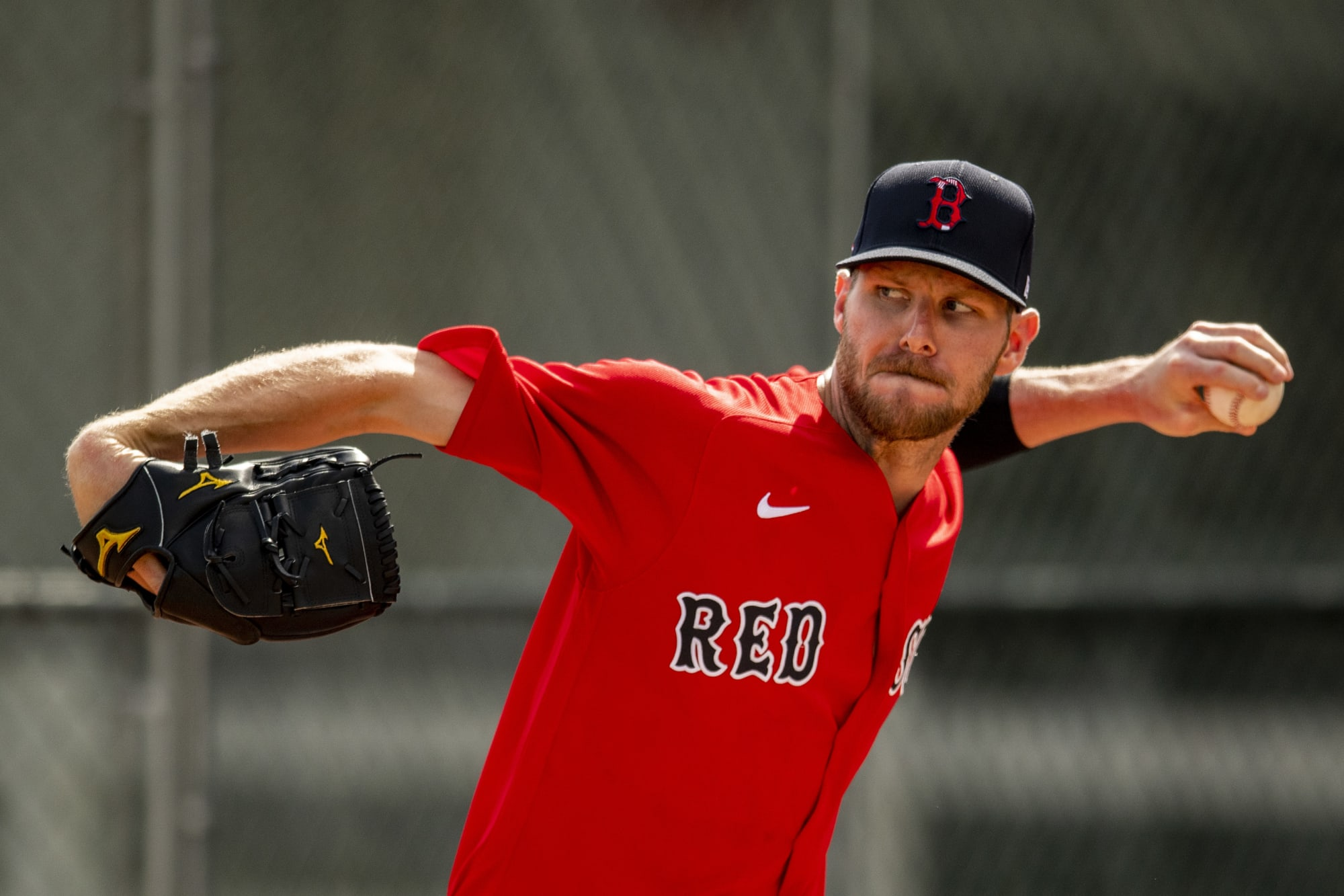 Boston Red Sox: There is no way Chris Sale pitches 10 more years