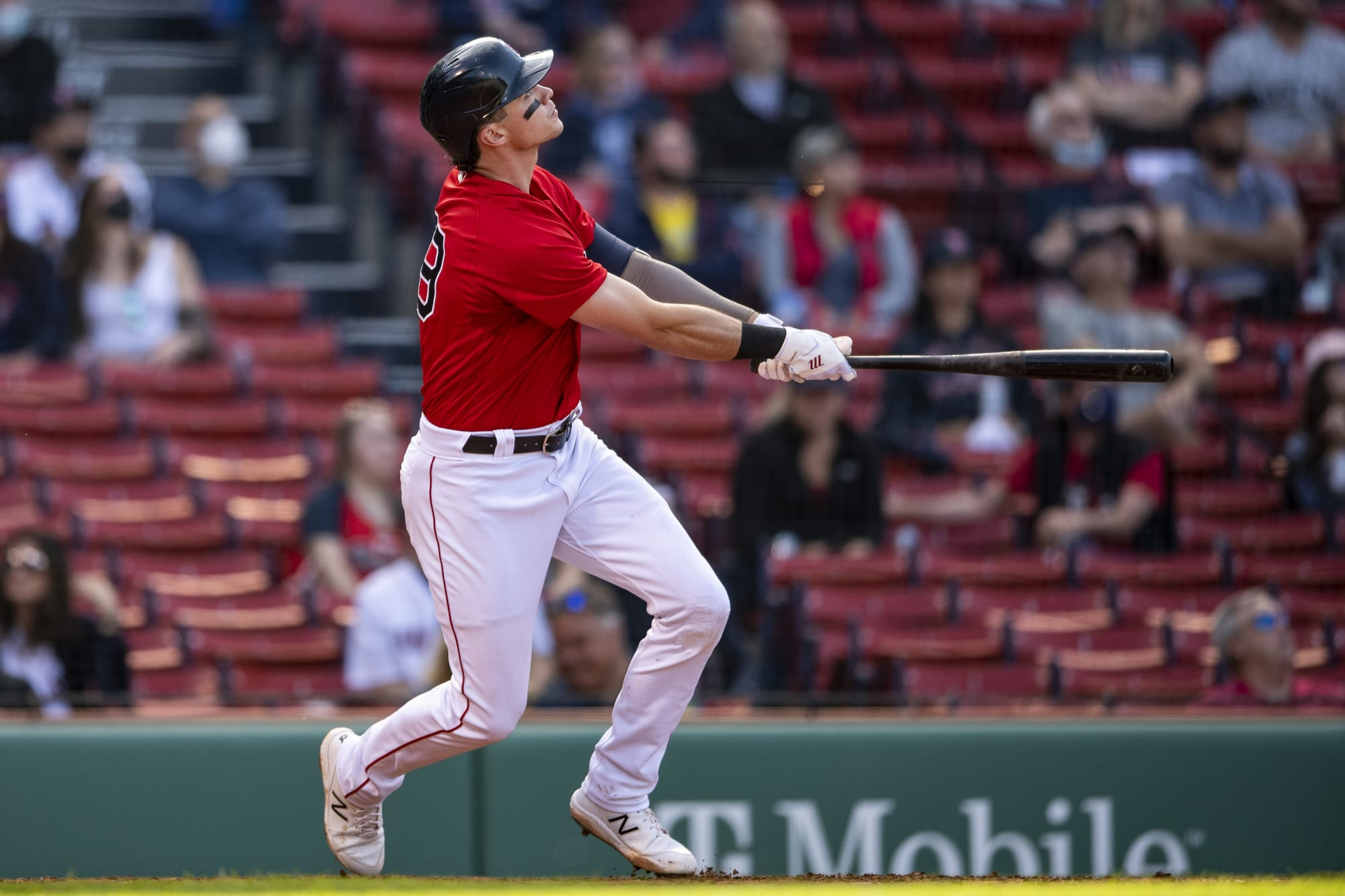 Boston Red Sox: Bottom of Sox lineup is starting to erupt
