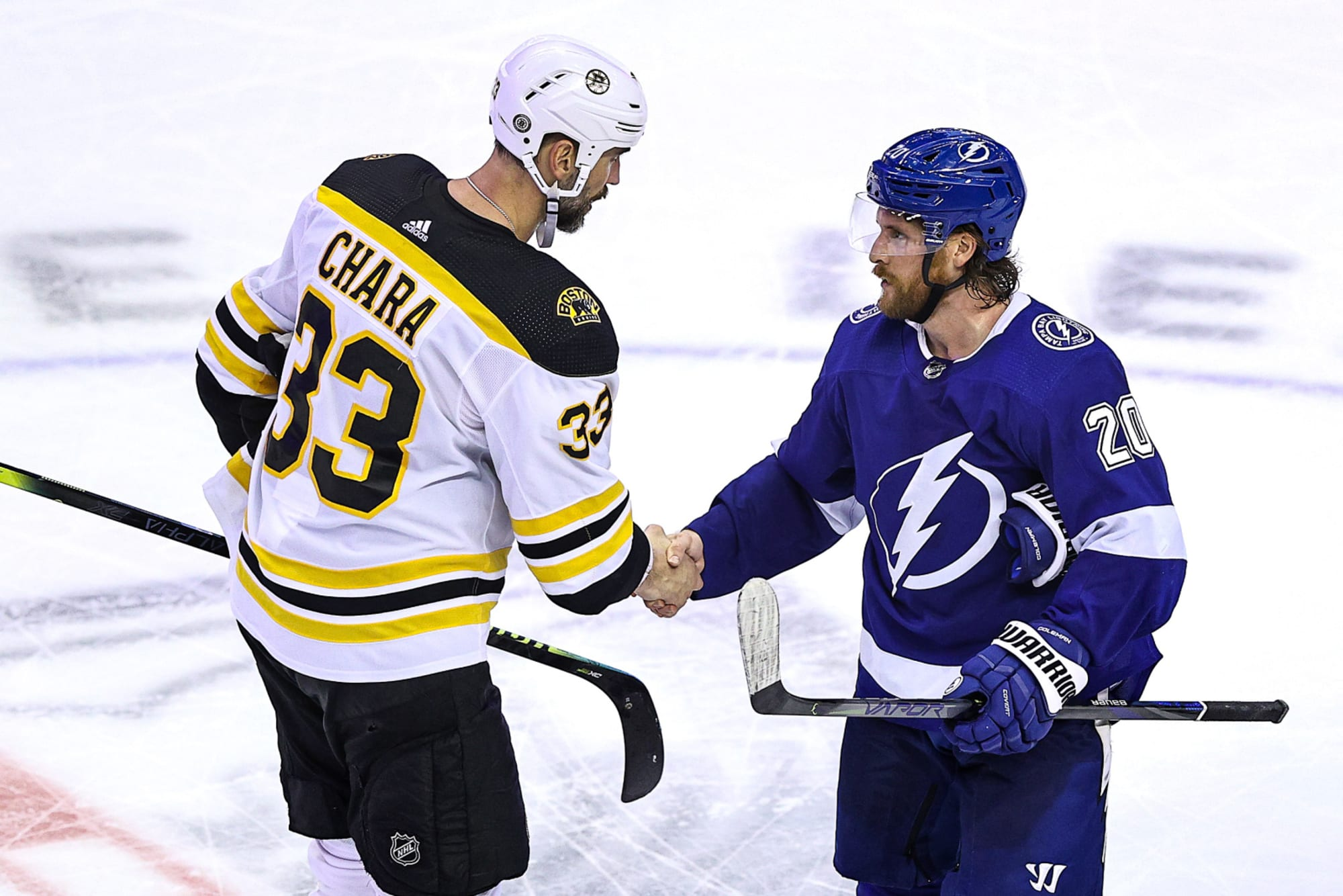 Boston Bruins Zdeno Chara And Torey Krug Are Likely Gone