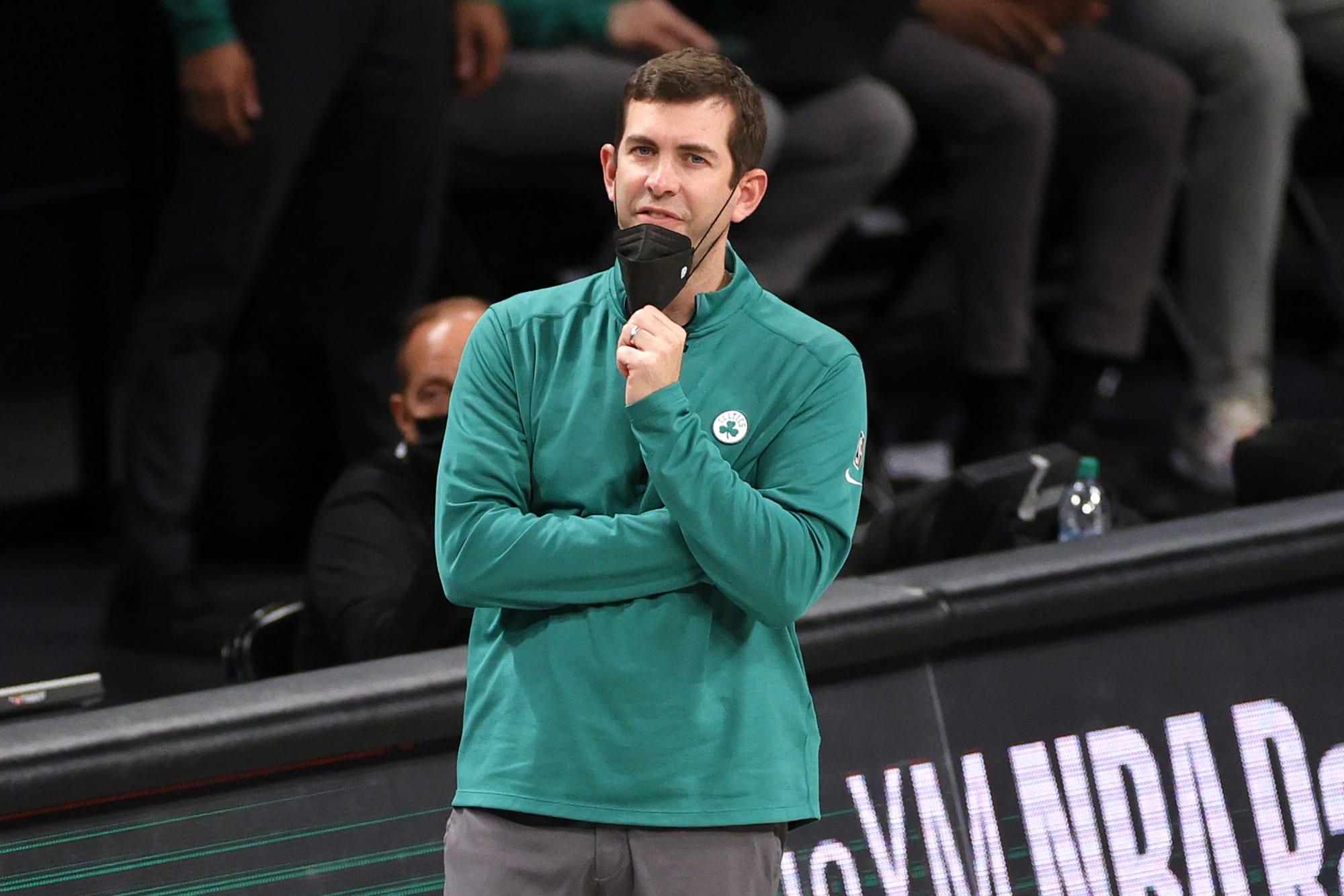 Boston Celtics: Sorry Brad Stevens, you're the odd man out