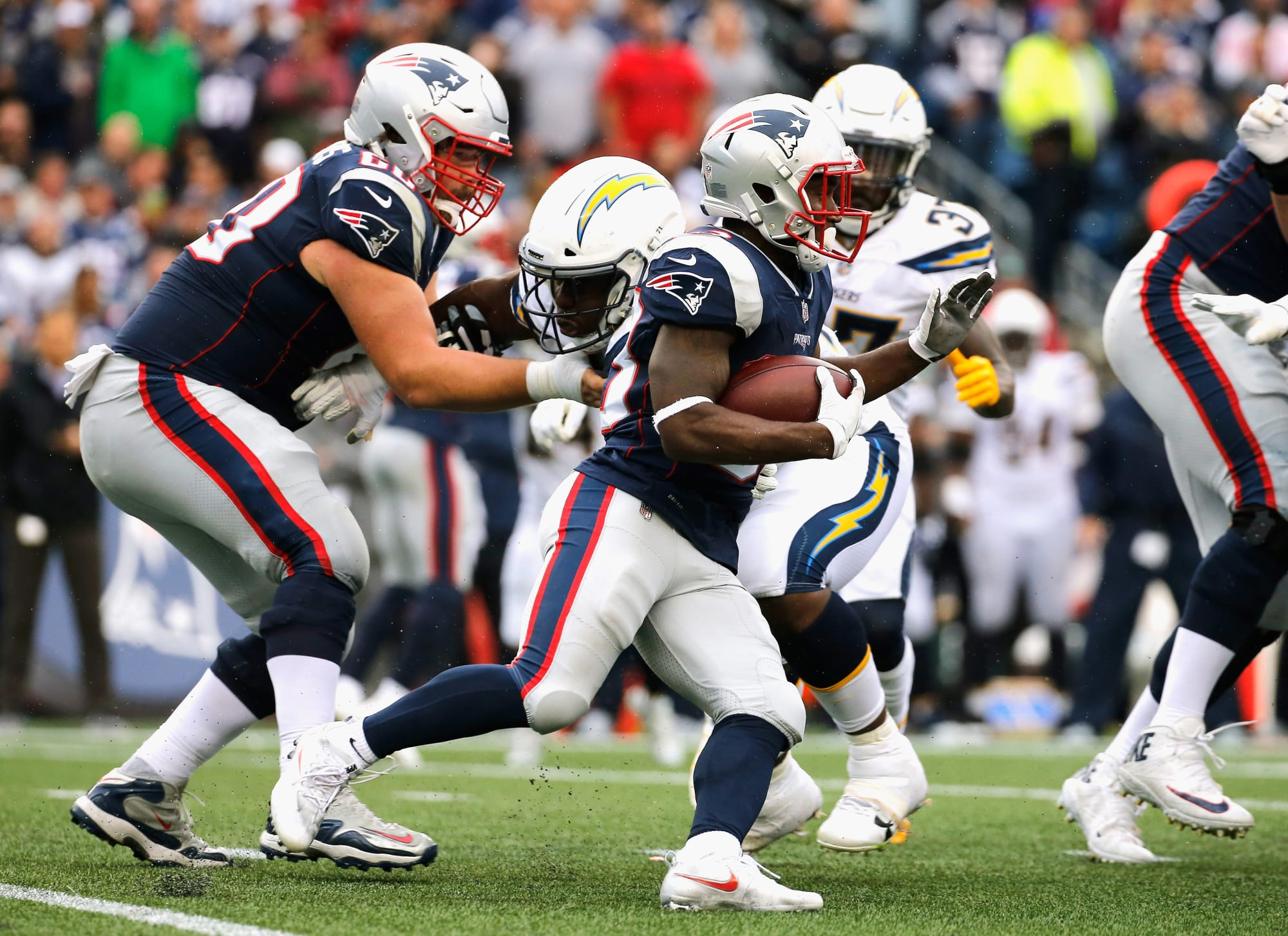 New England Patriots may trade a running back for ...