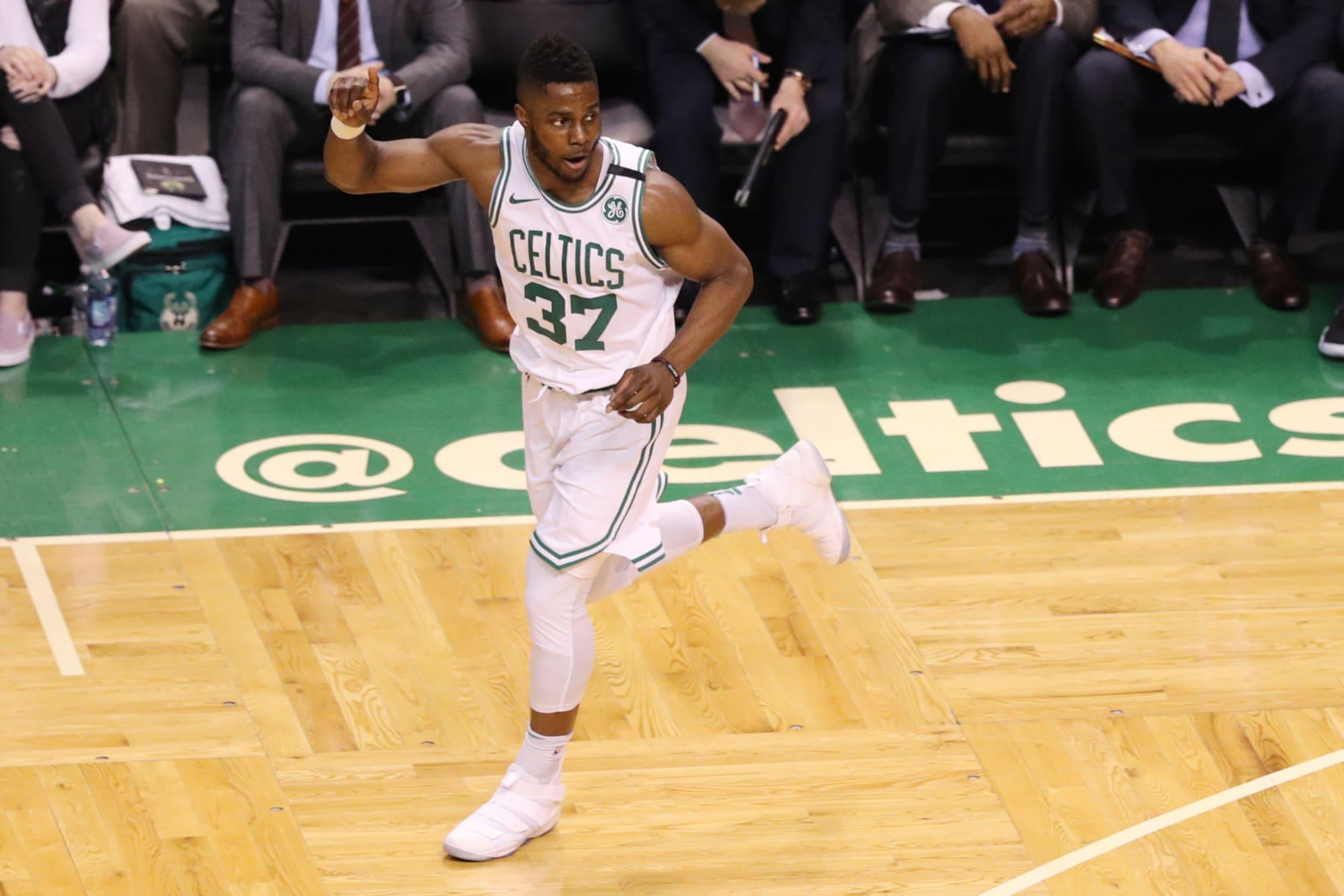 Boston Celtics Semi Ojeleye will be a big factor this season