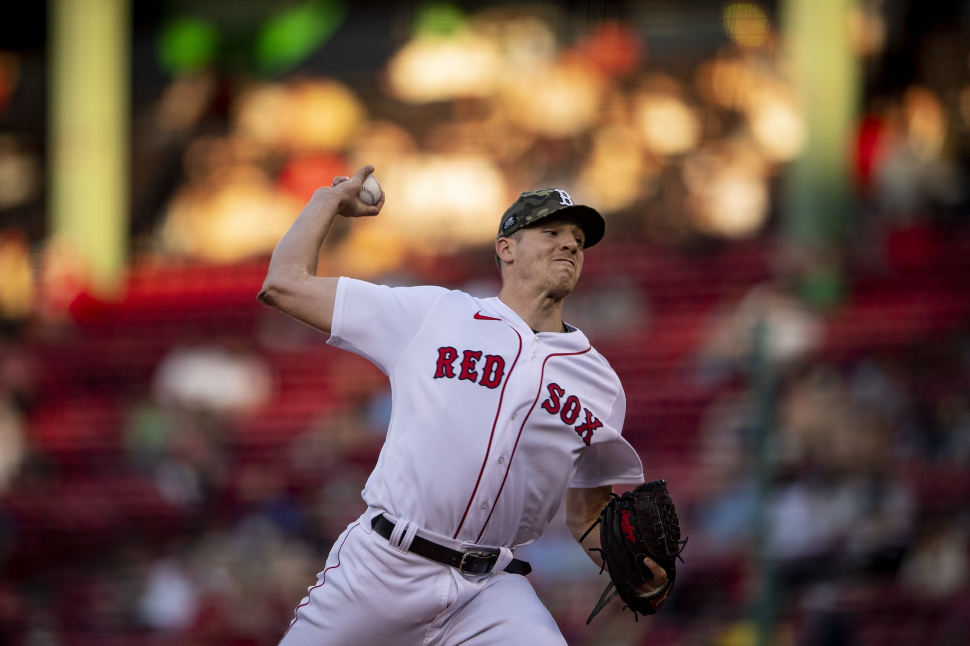 Boston Red Sox: Nick Pivetta coming up aces