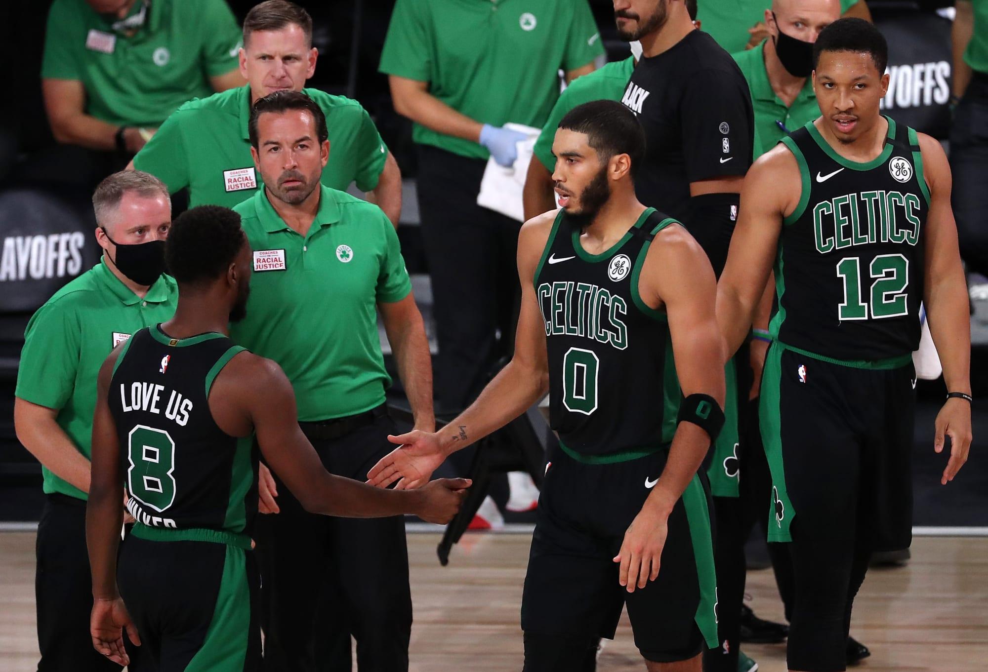 Boston Celtics: No overhaul needed as team builds for 2020-21