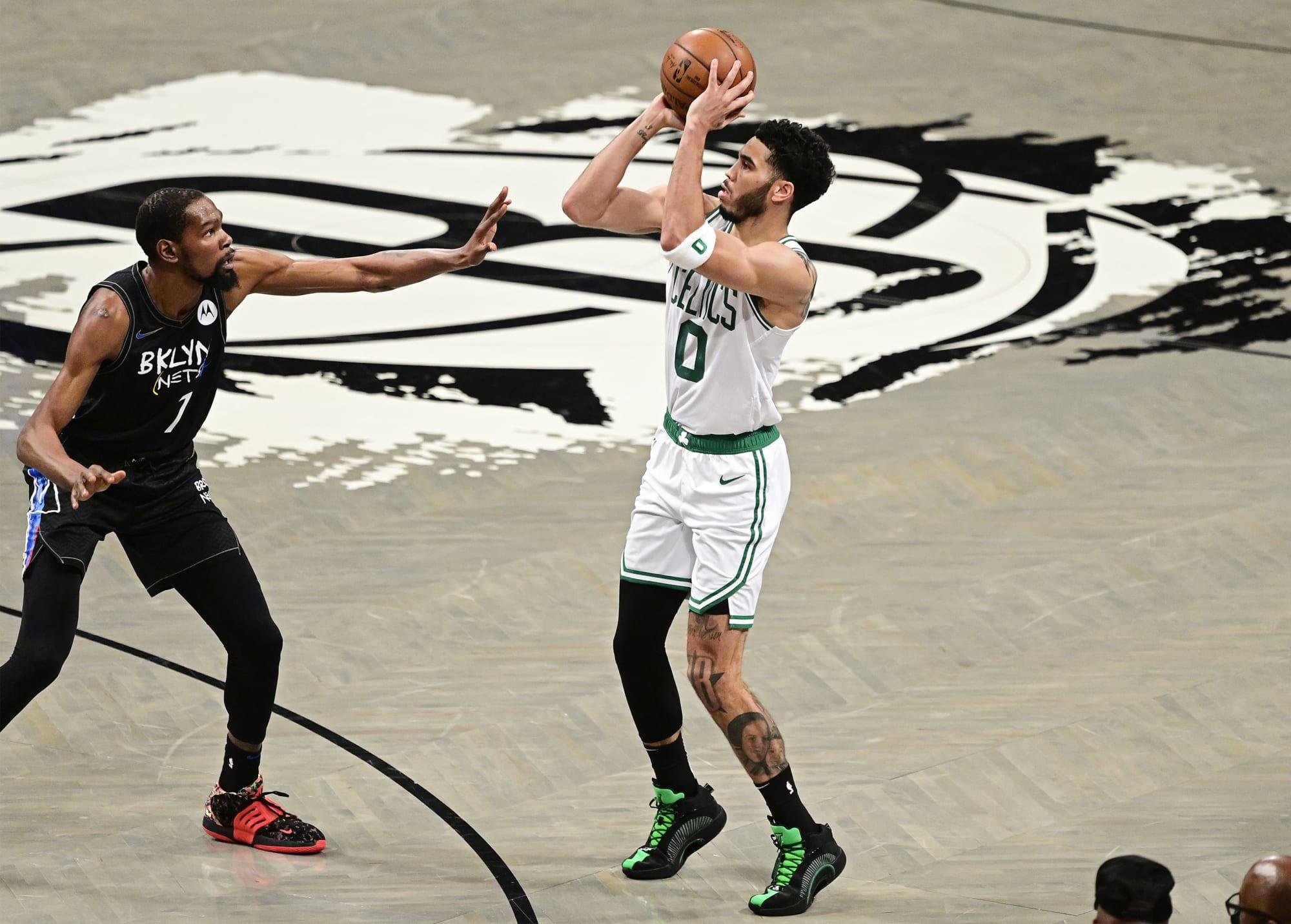 Boston Celtics news: Jayson Tatum will make league pay for All-NBA snub - Chowder and Champions