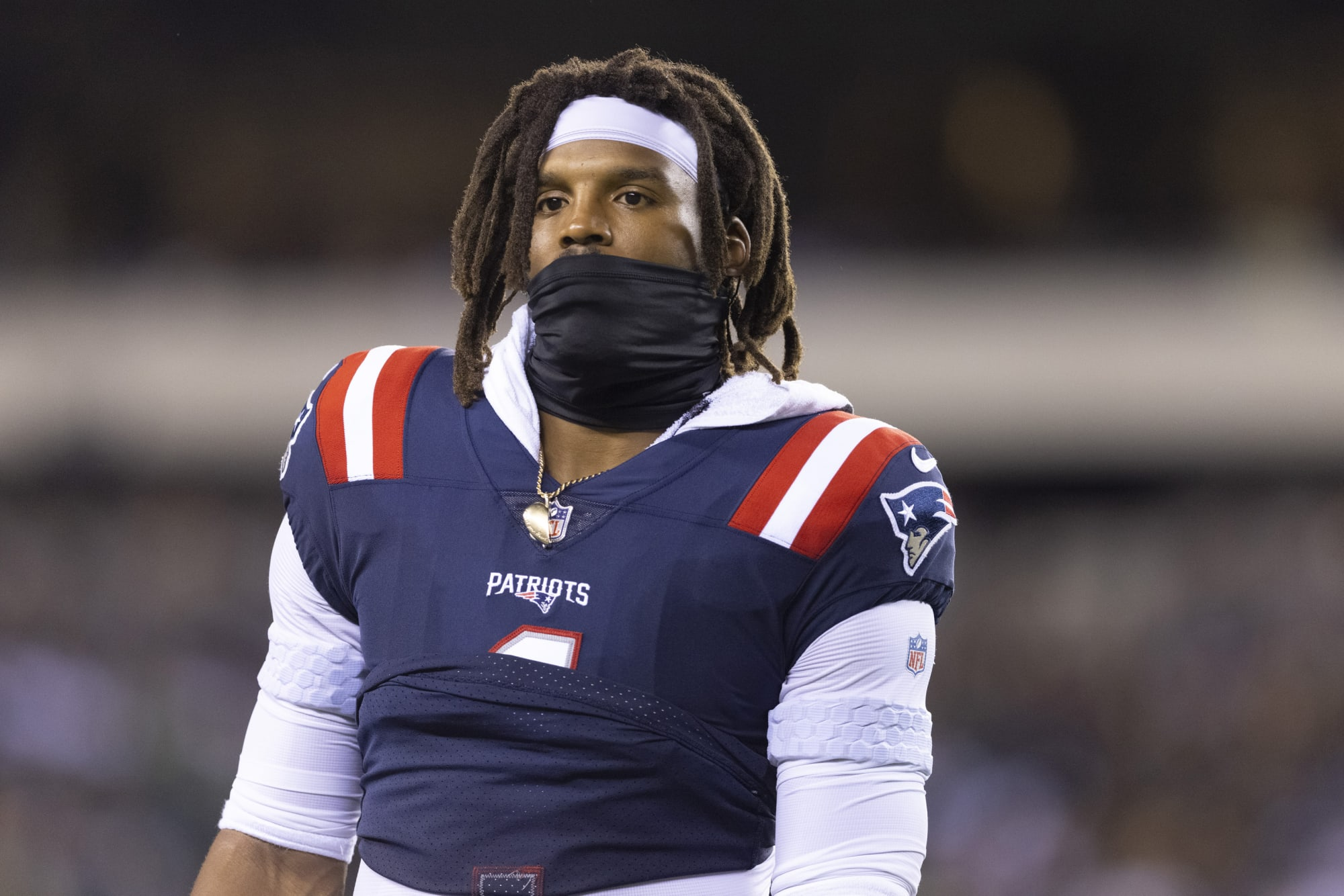 Patriots: Cam Newton's absence makes no difference in QB battle - Chowder and Champions