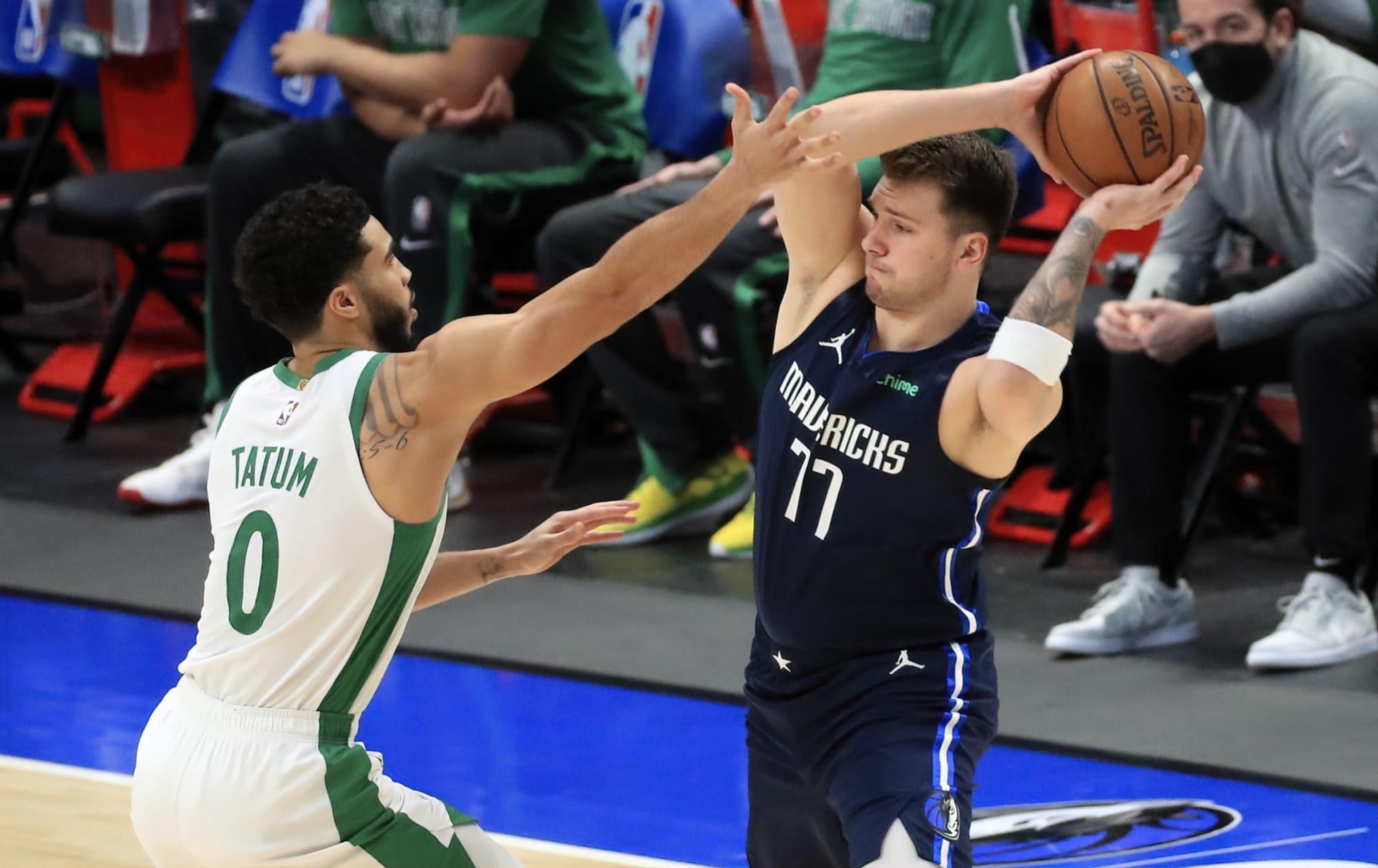 Boston Celtics rumors: One Luka Doncic trade Mark Cuban, Dallas cannot resist