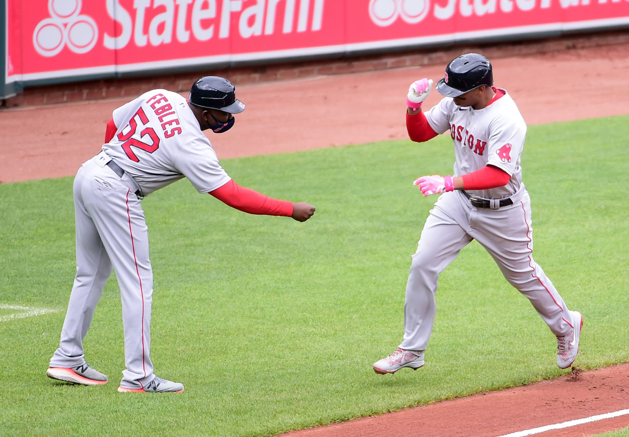Boston Red Sox: Rafael Devers has complete faith in team