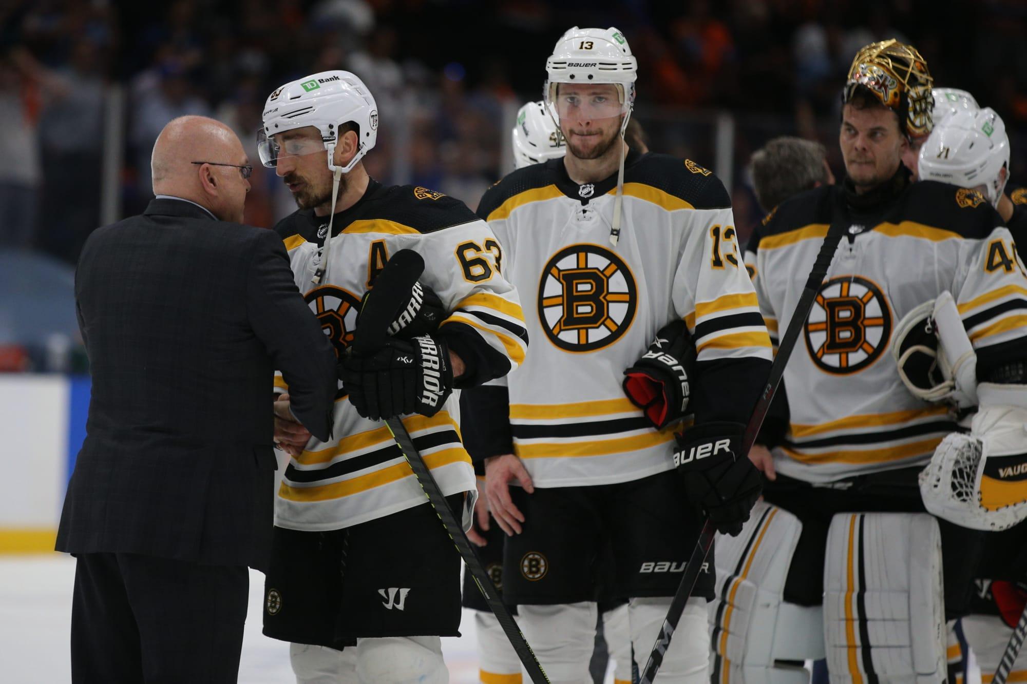 Boston Bruins: 7 players who won't return next season