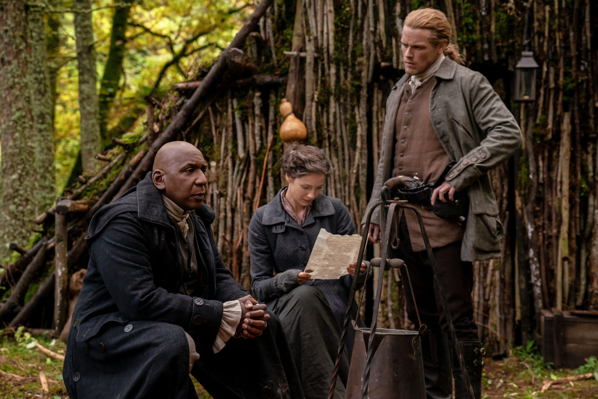 Happy birthday, Colin McFarlane: 5 things we love about Outlander's Ulysses