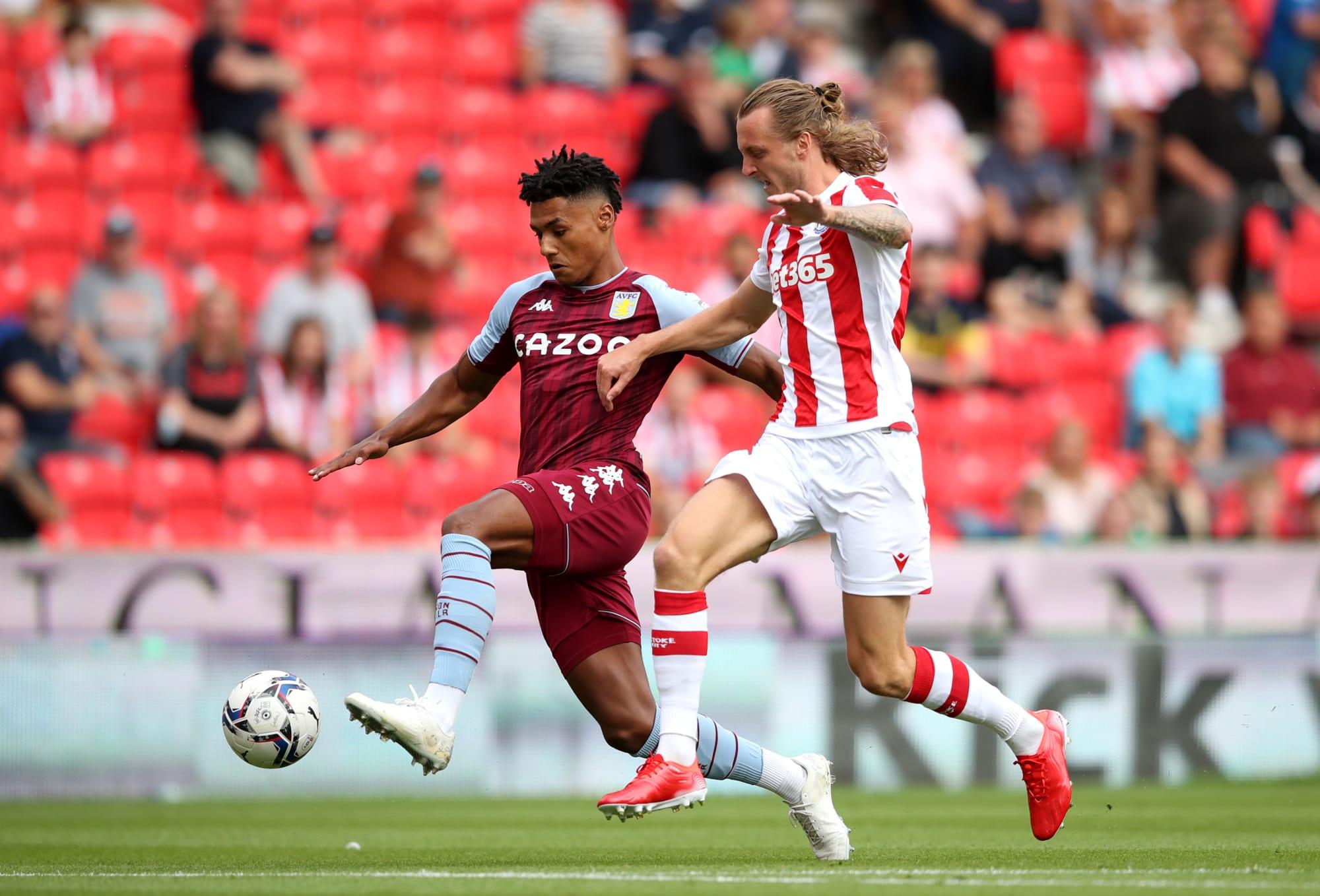 Aston Villa drop preseason fixture at Stoke