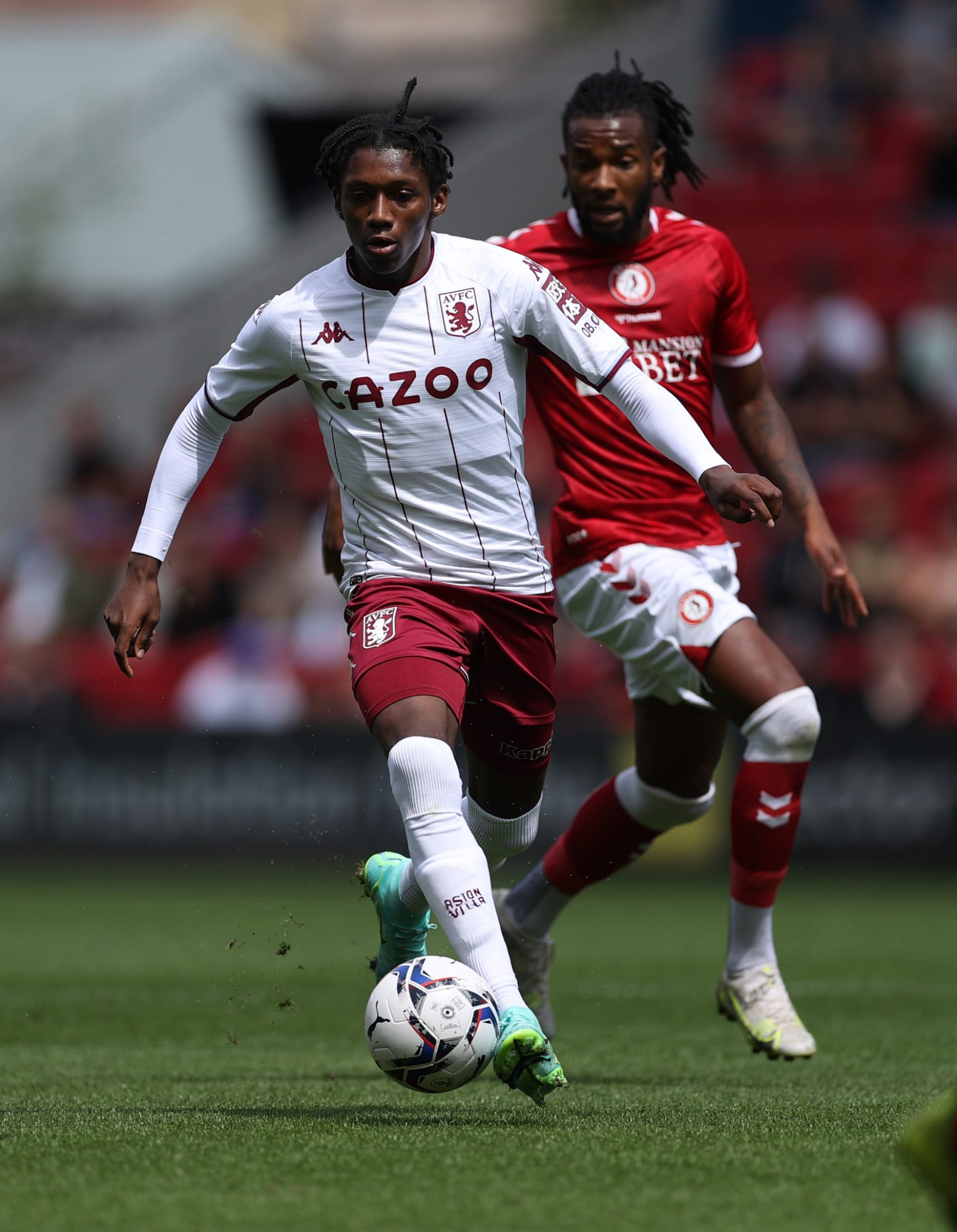 Youngsters impress in preseason win at Bristol City