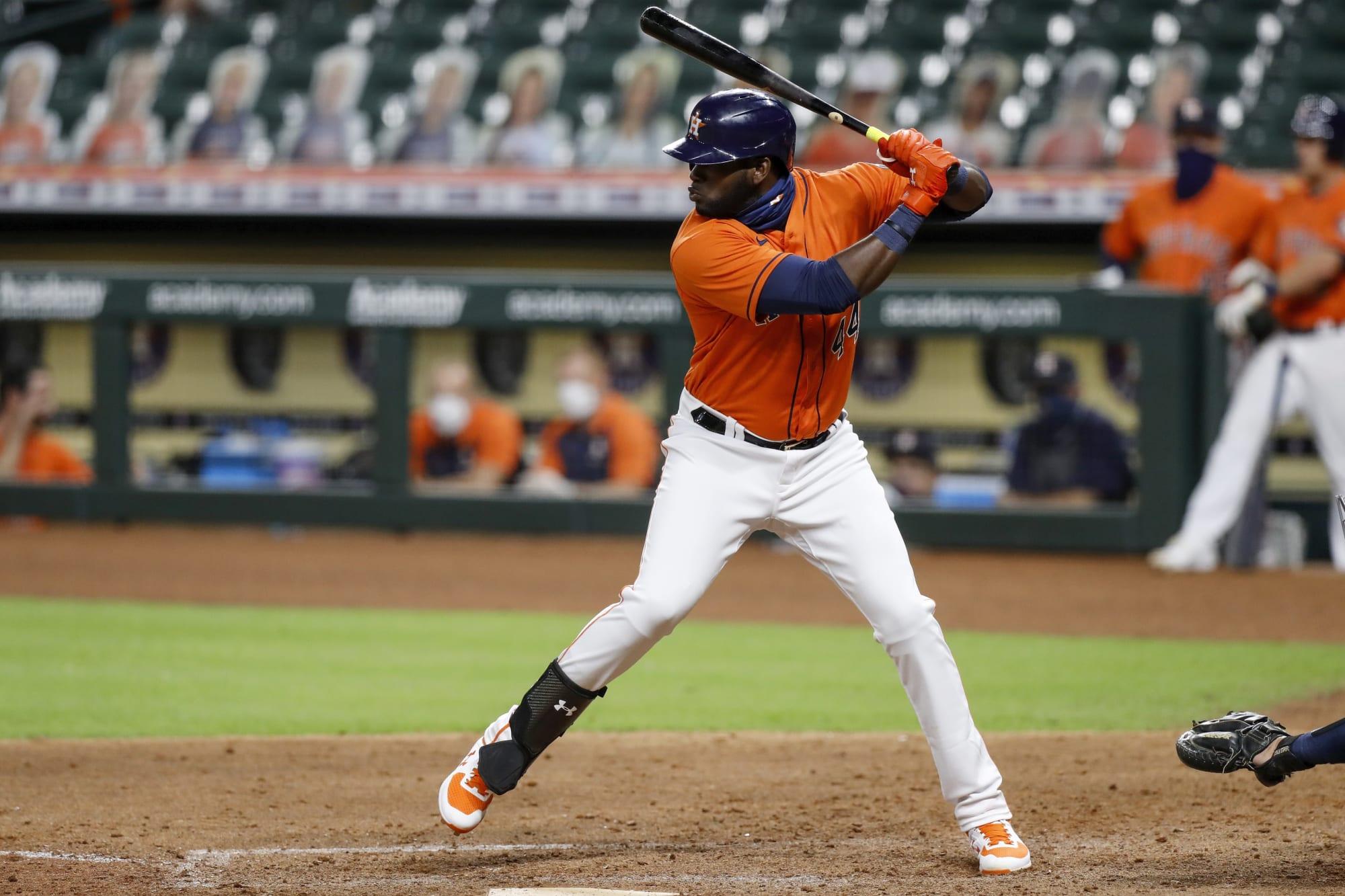 Astros: Yordan Alvarez would excel in the home run derby