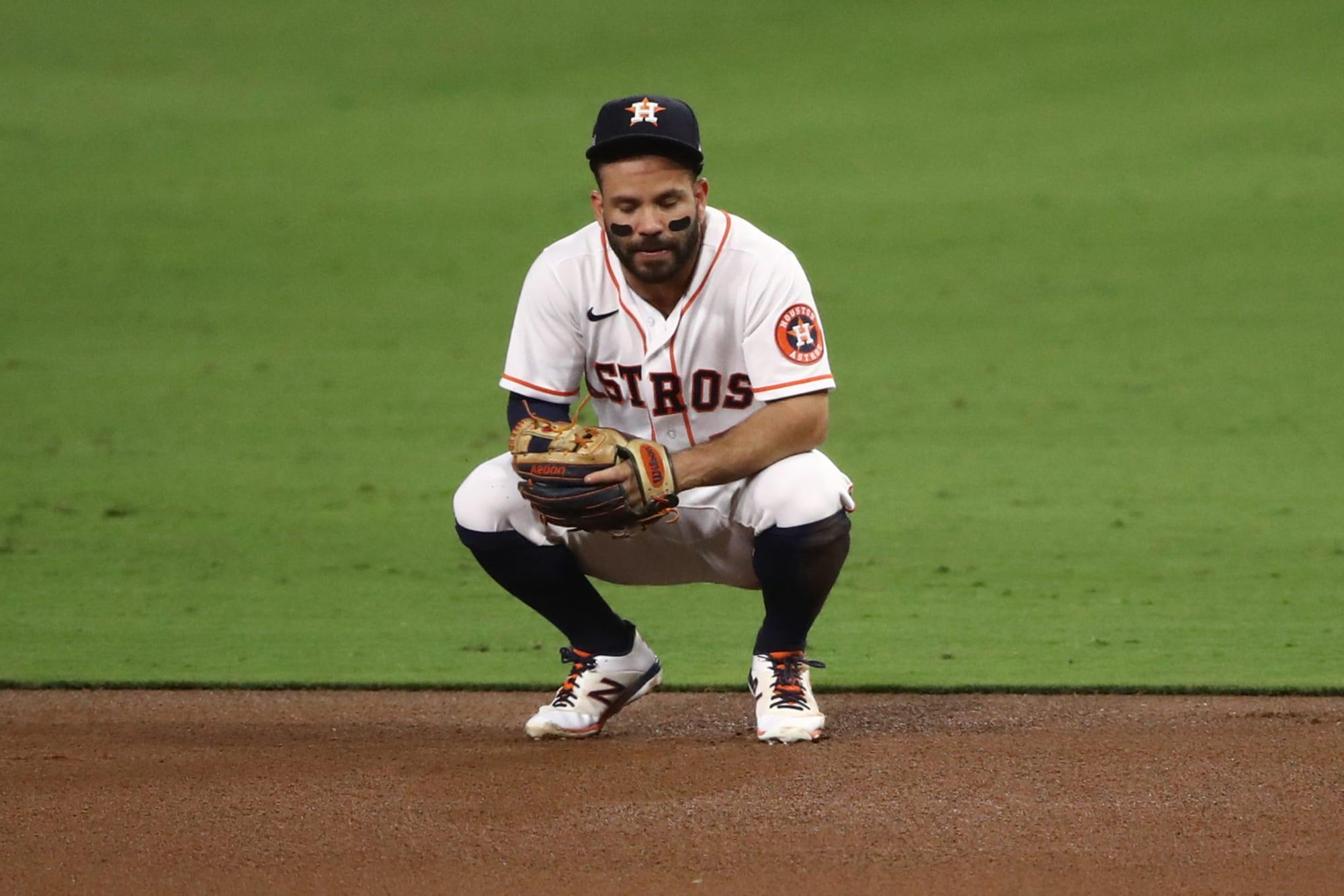 Houston Astros 2020 Year in Review: Jose Altuve slumps