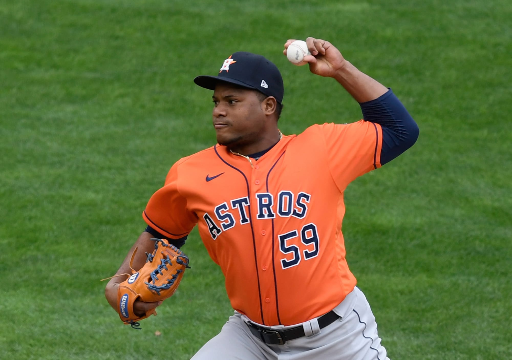 Astros: Division Series pitching staff will be different - Climbing Tal's Hill
