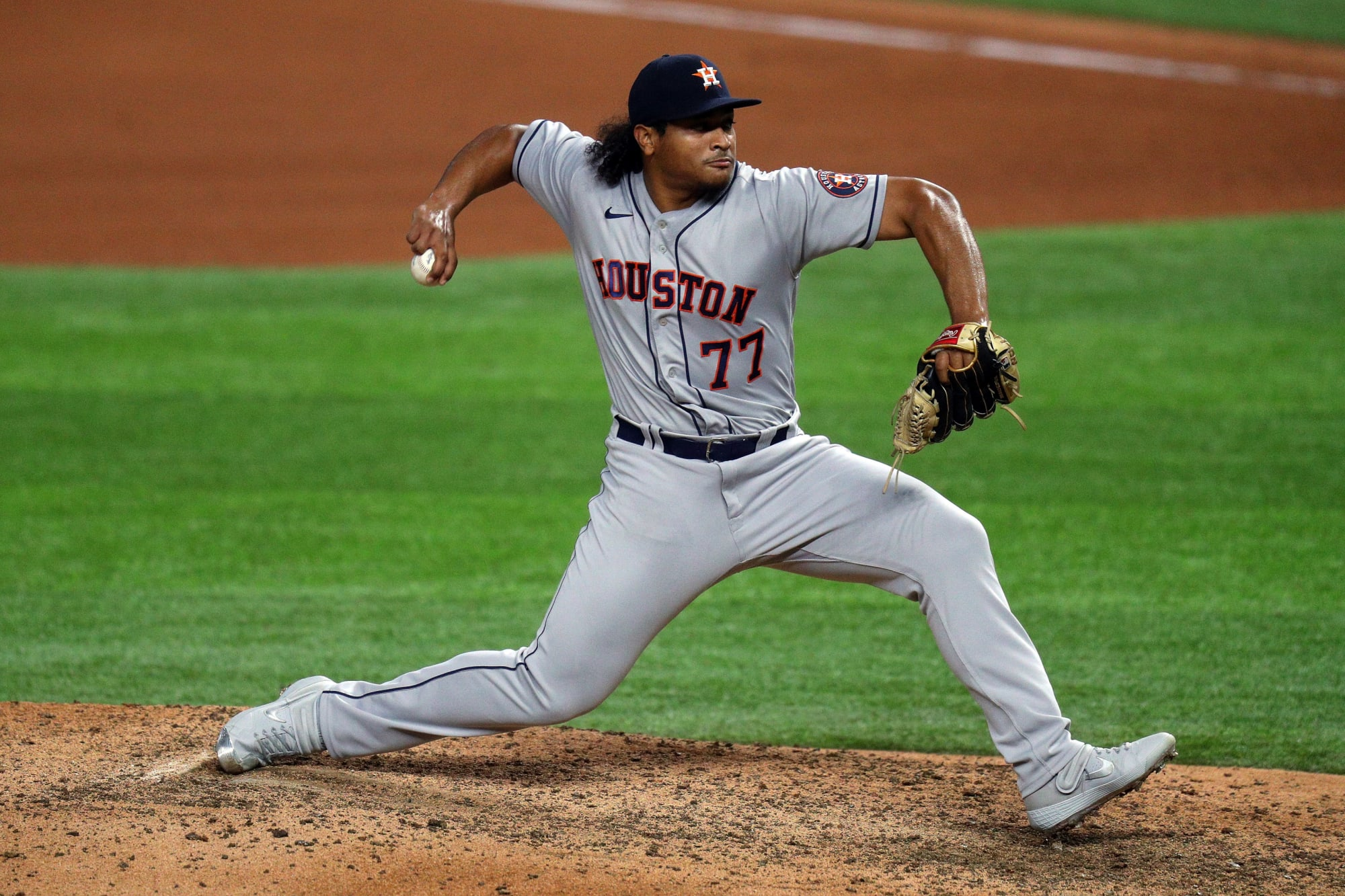 Astros: Luis Garcia, added to ALDS roster, has bright future - Climbing Tal's Hill