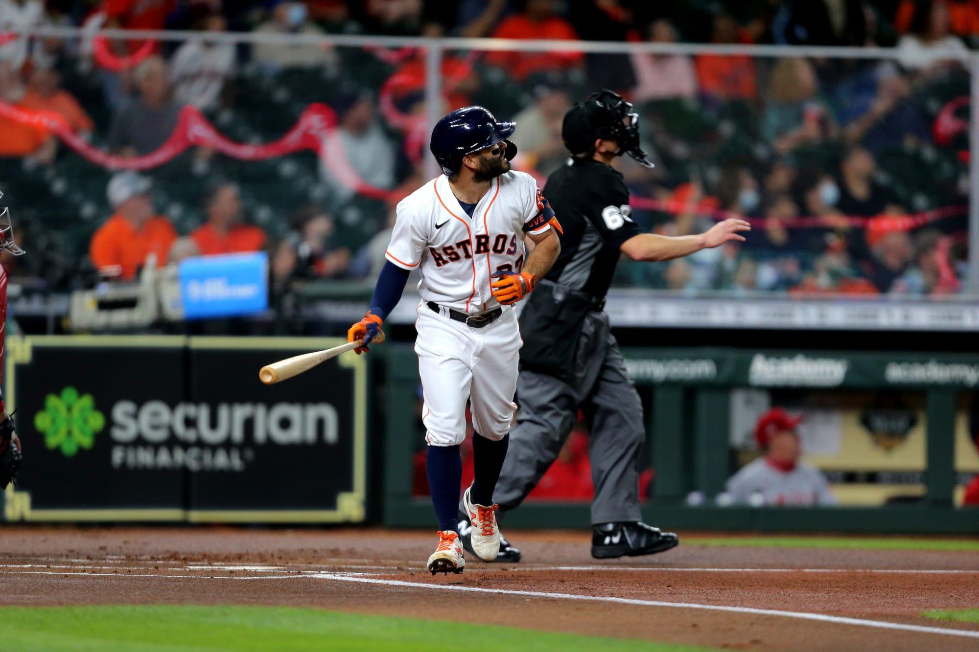 Astros: Jose Altuve delivers when it matters most