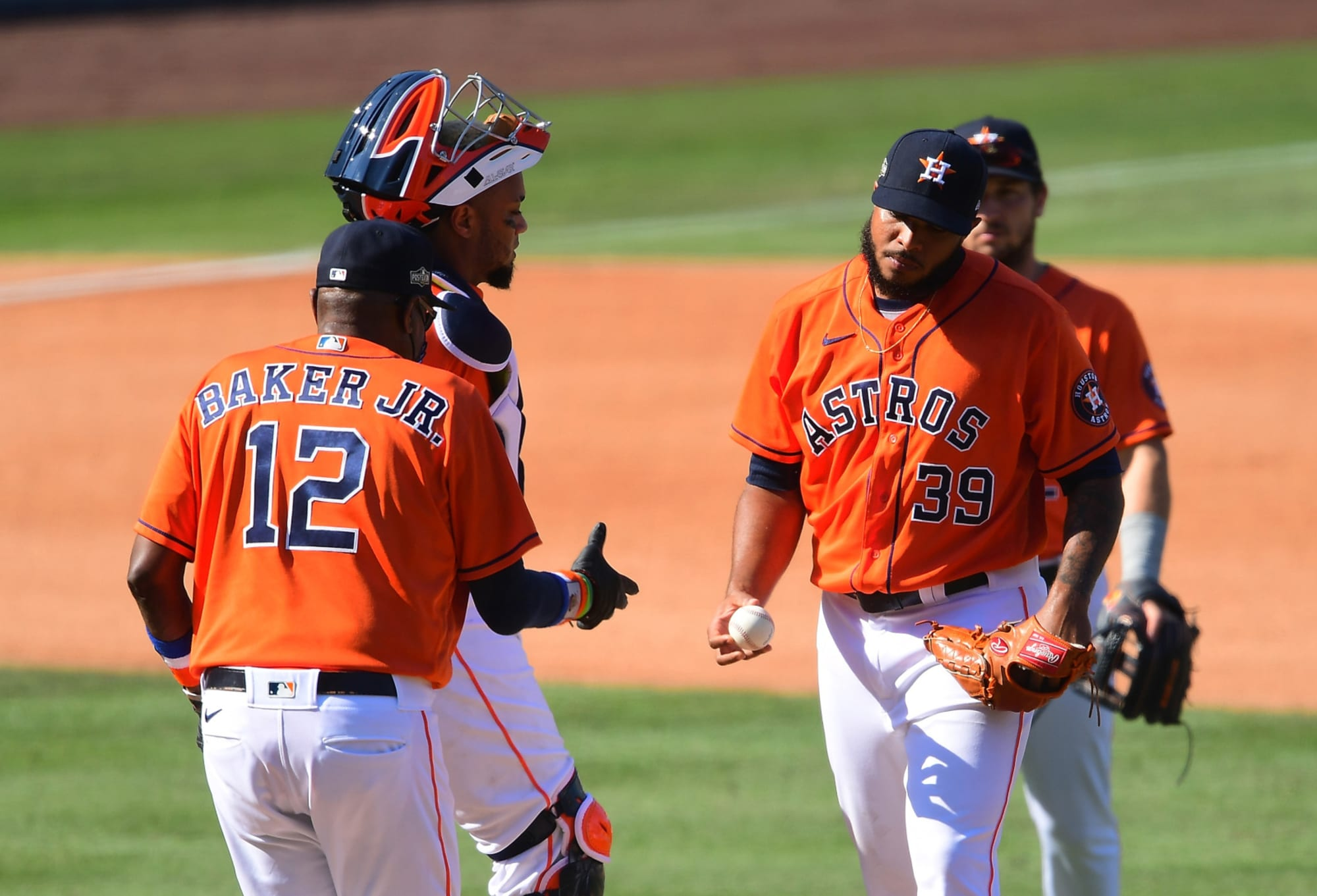 Astros: Pitching situation precarious after ALDS Game 3 loss - Climbing Tal's Hill