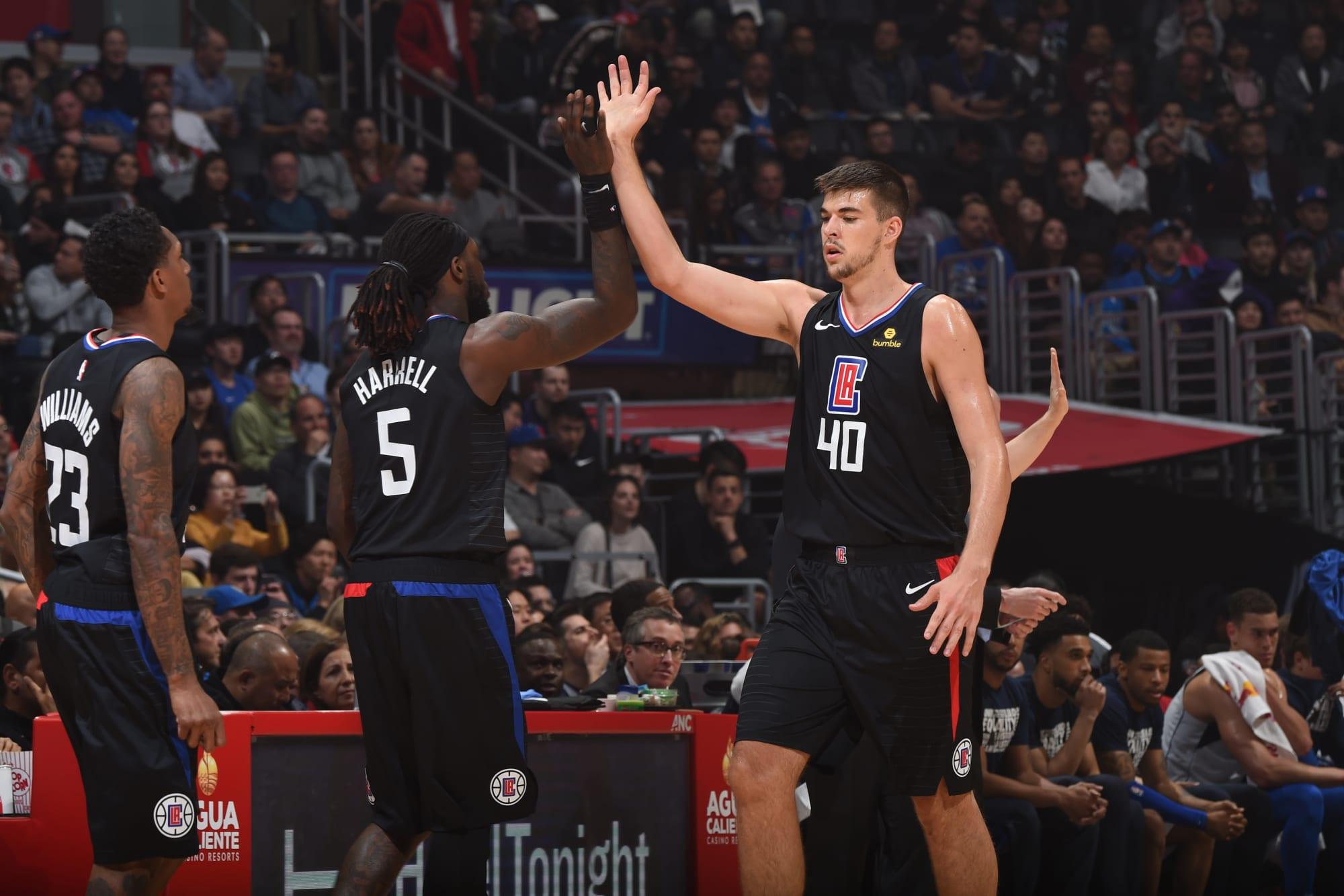LA Clippers 2019-2020 Season Grades: Judging the Centers