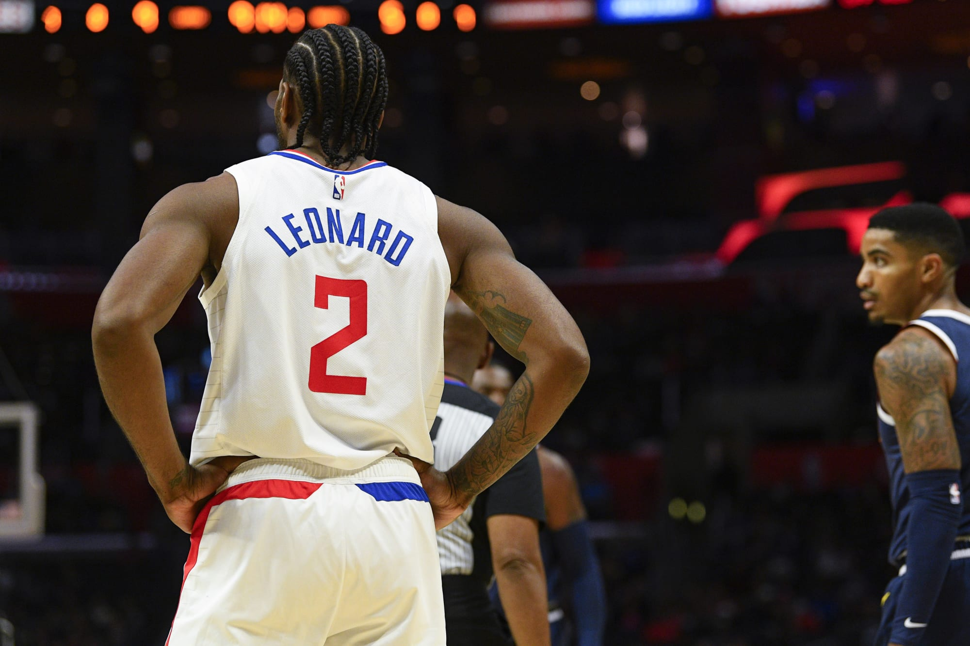 La Clippers Feeling All The Feelings At Staples Center