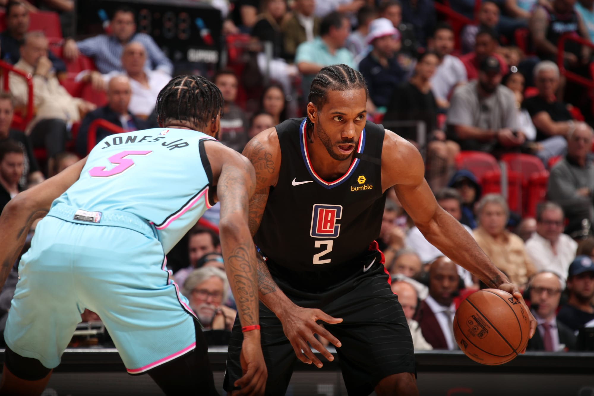 Who will the LA Clippers play when the NBA season resumes?