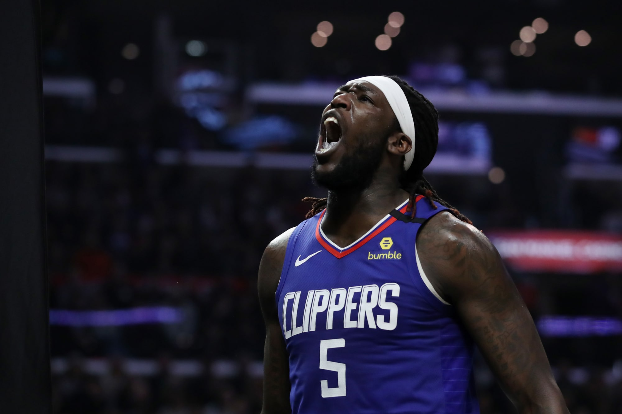 LA Clippers Rumors: Montrezl Harrell has several suitors