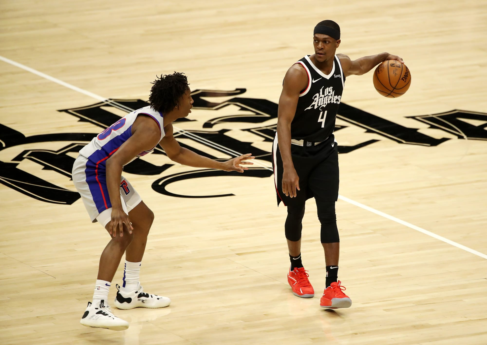 LA Clippers: Rajon Rondo is Proving Doubters Wrong So Far