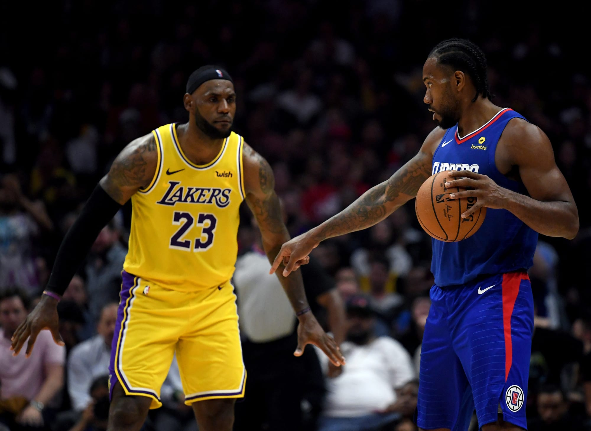 3 reasons why the LA Clippers would beat the Los Angeles Lakers in a series