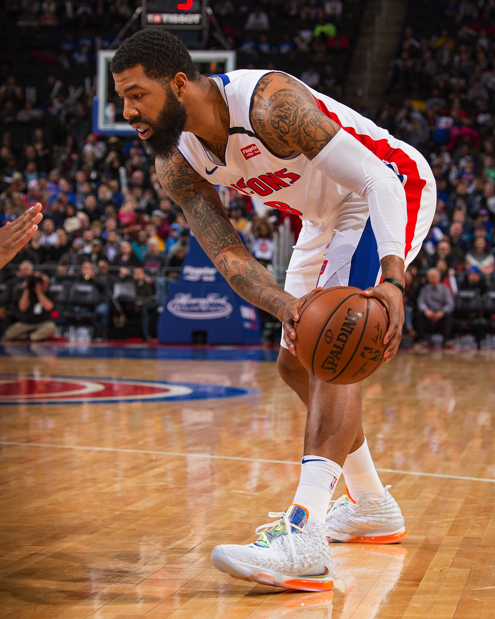 La Clippers Rumors Team Has Expressed Interest In Markieff Morris