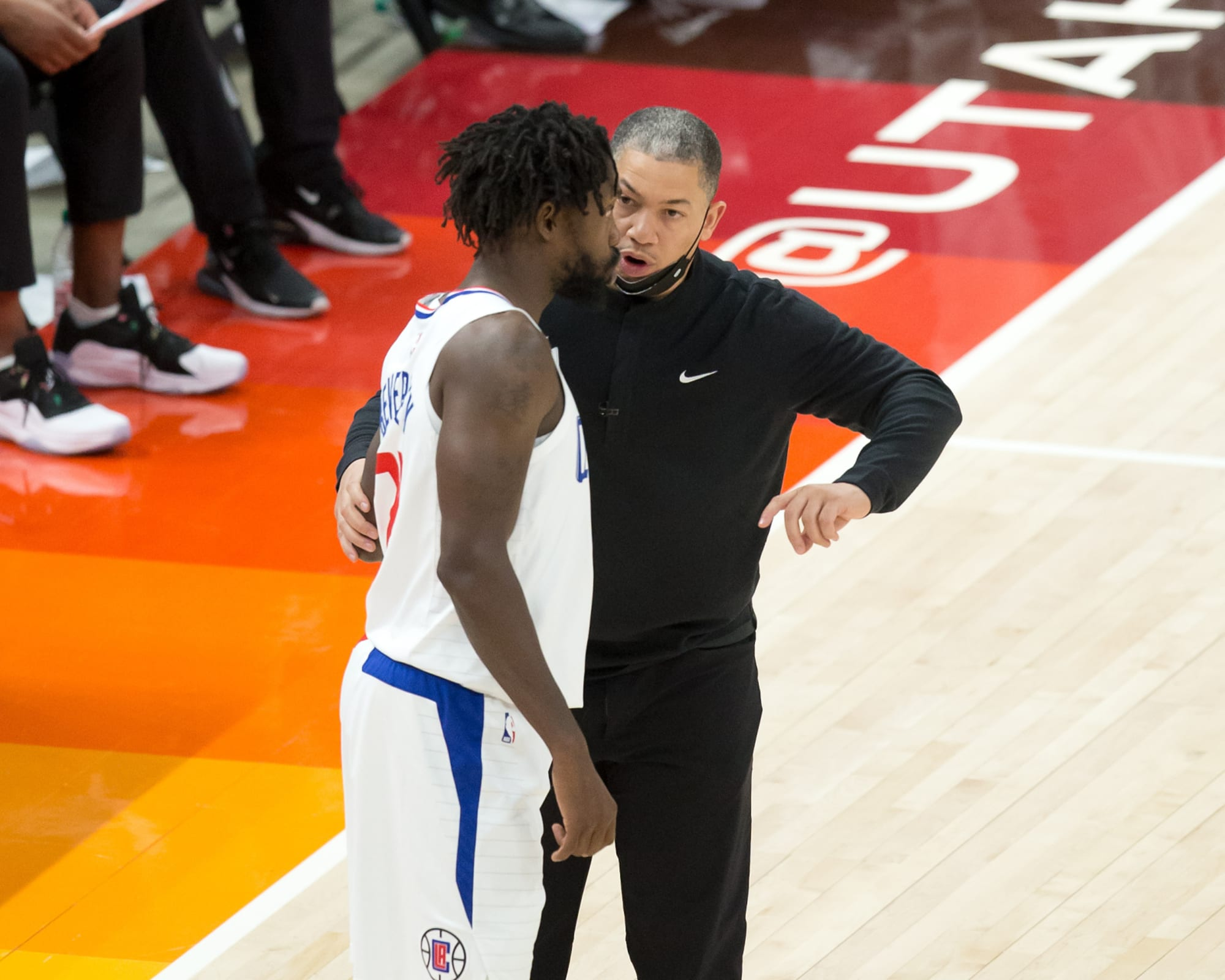 LA Clippers: Ty Lue outcoaches Doc Rivers in this 2020-2021 NBA season