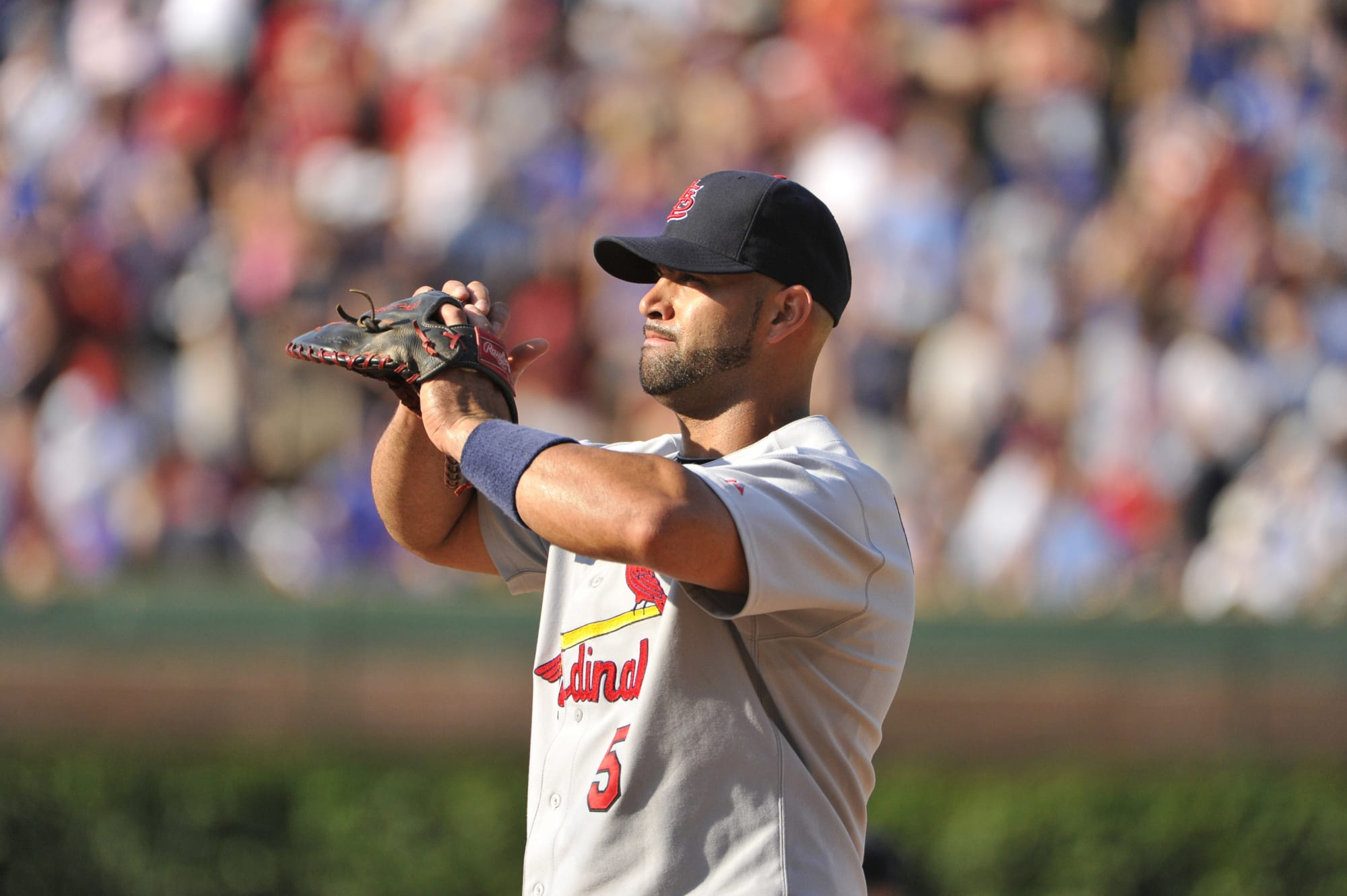 Cubs: What if the team had signed Albert Pujols back in 2011?