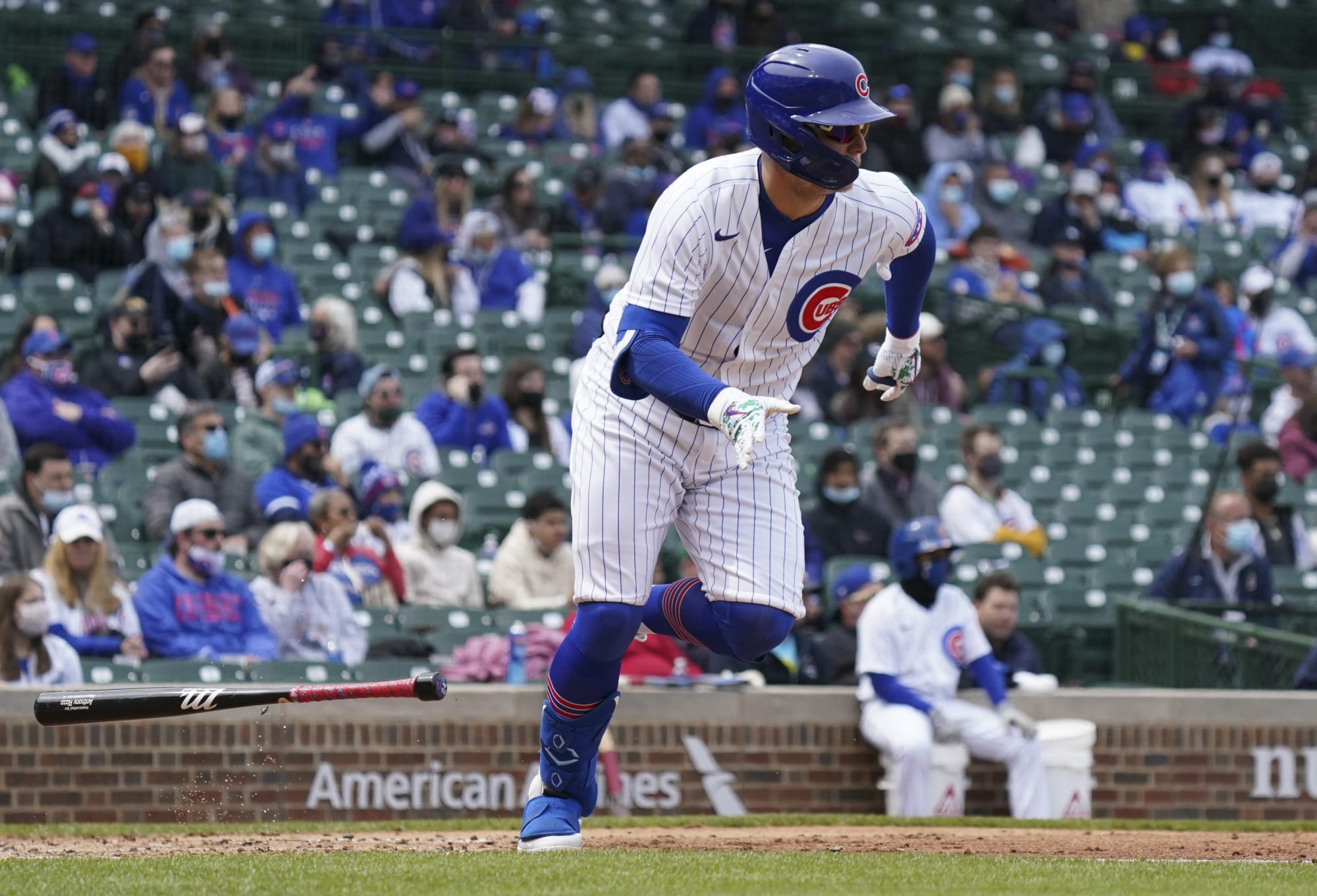 Cubs: Joc Pederson is slowly but surely starting to find his groove