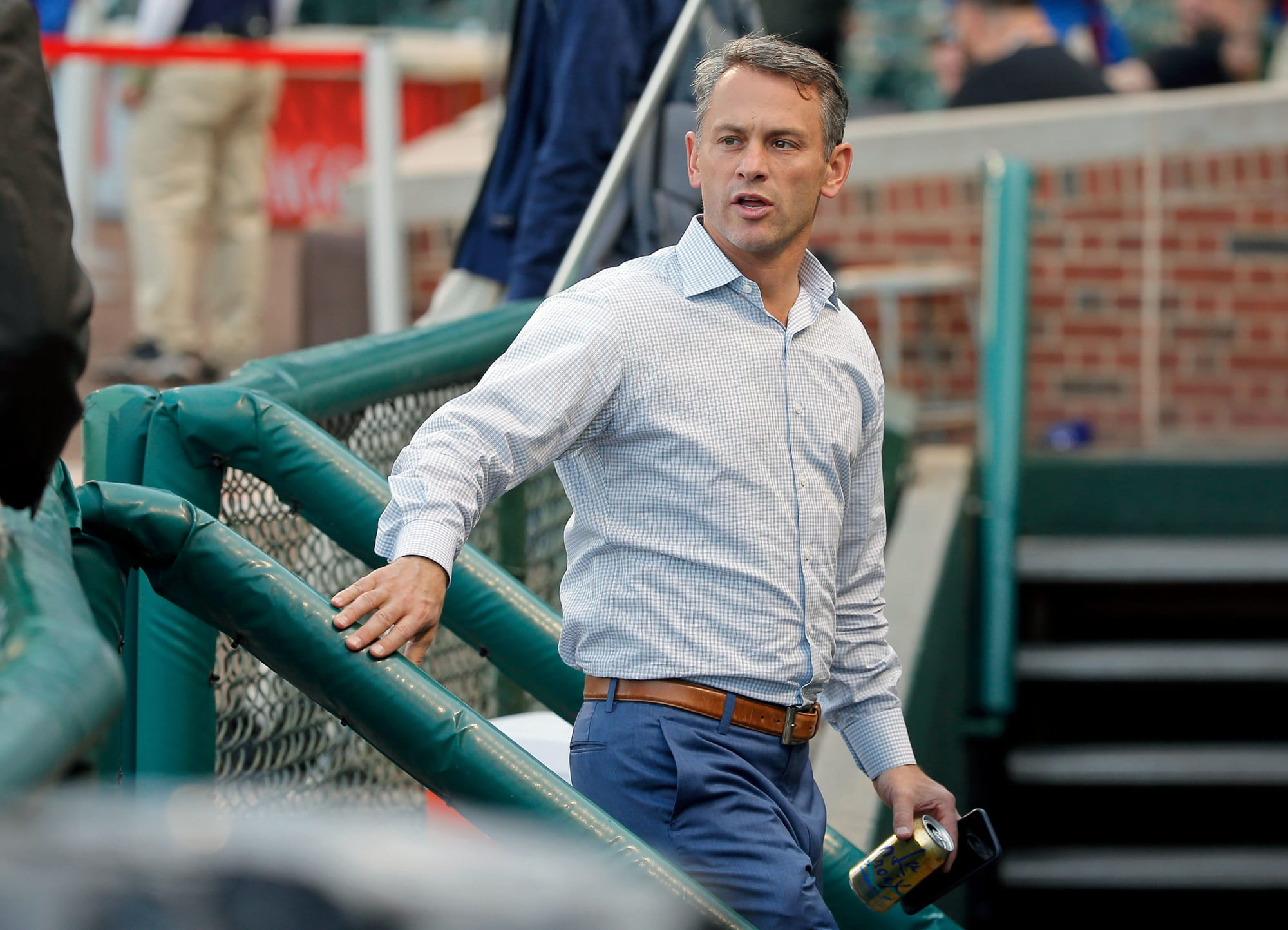 Where does the Cubs payroll stand heading into February?