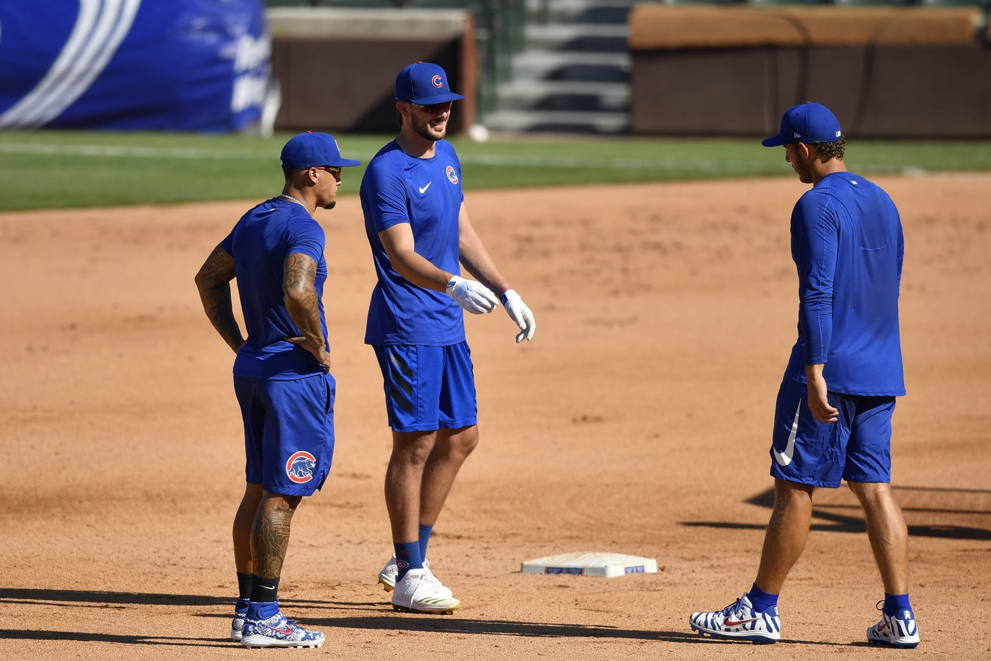 Cubs: The pressure, real or imagined, is on these key players