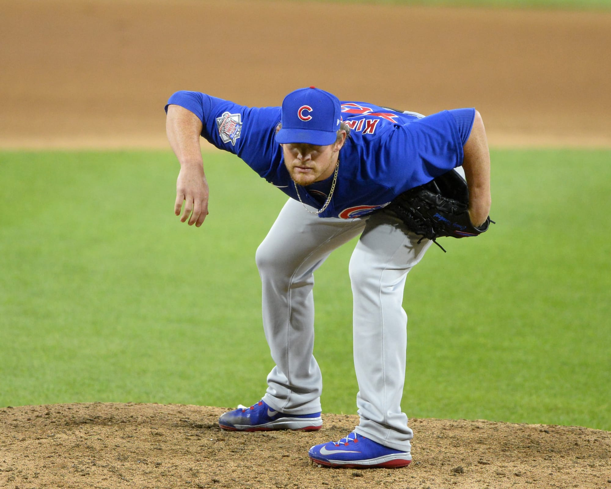 Cubs have to ask themselves: 'Can Craig Kimbrel still handle the ninth?'