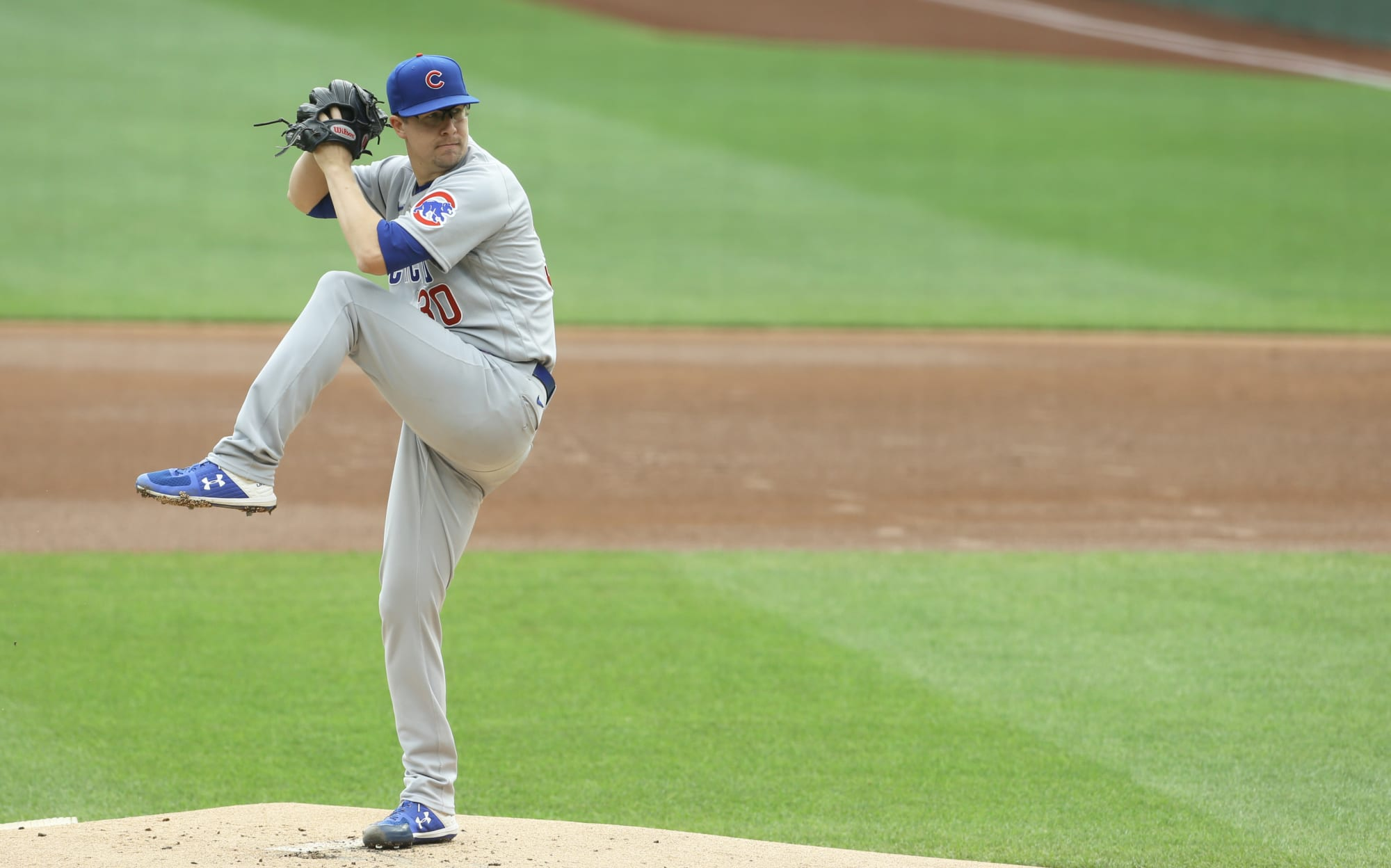 Cubs News: Adbert Alzolay, Alec Mills need to step up production
